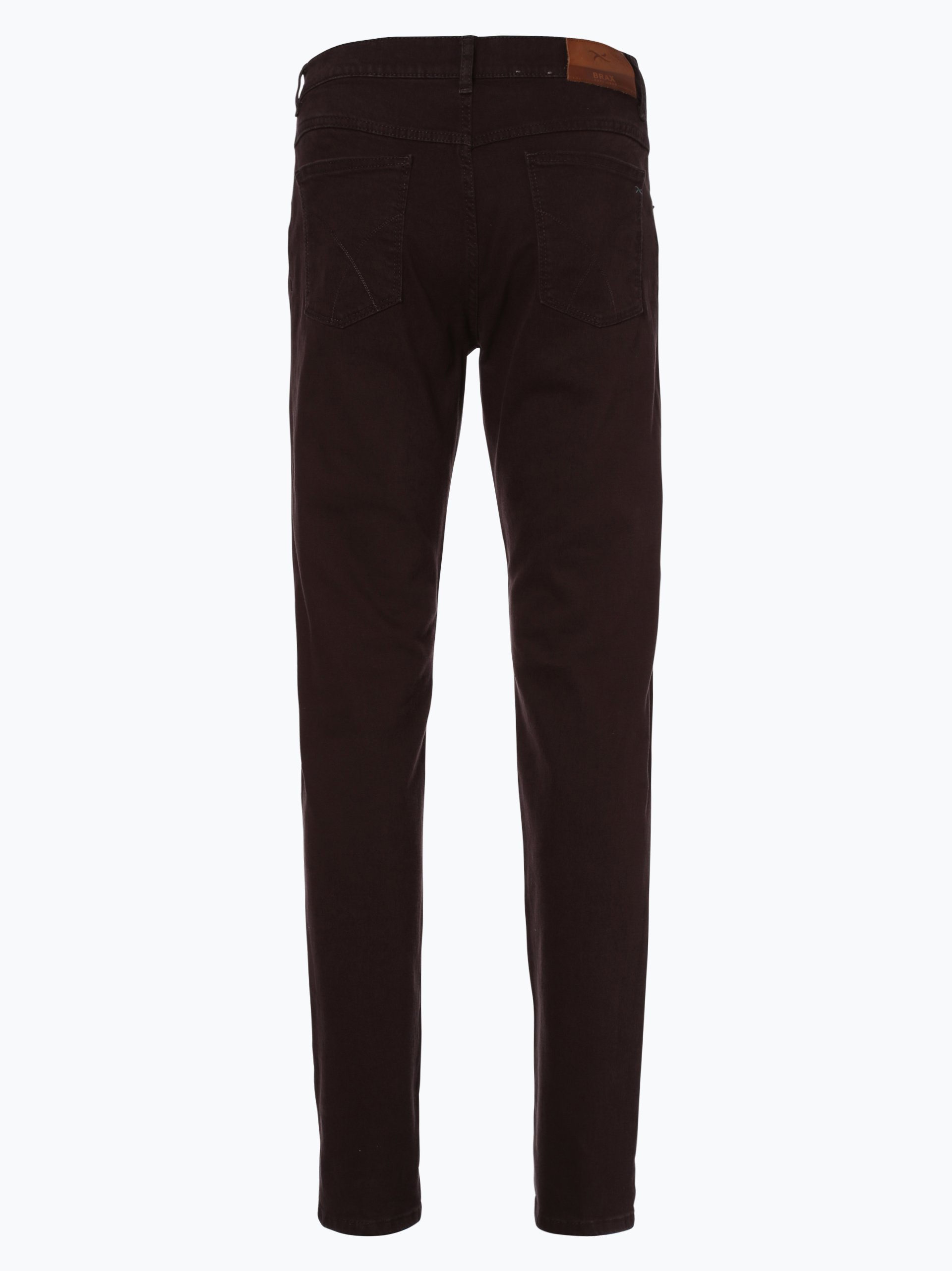 brax herren jeans cooper schoko uni online kaufen vangraaf com. Black Bedroom Furniture Sets. Home Design Ideas