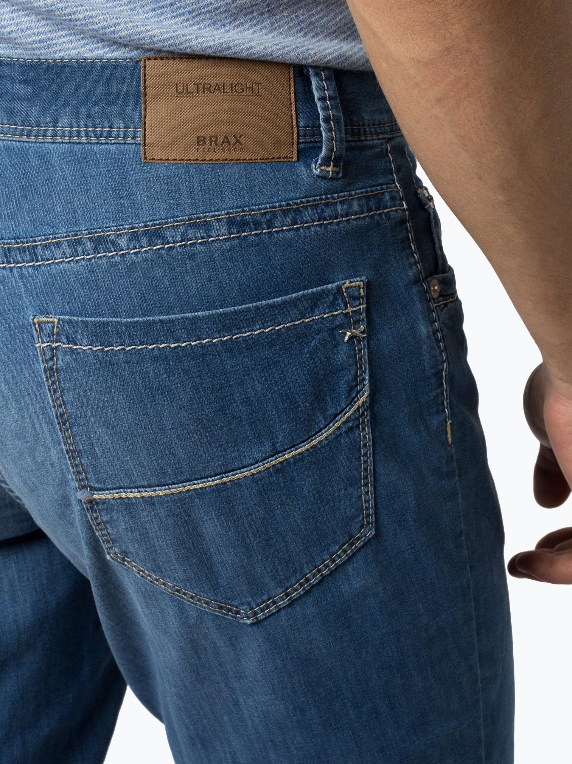 BRAX Męskie spodenki jeansowe – Bali