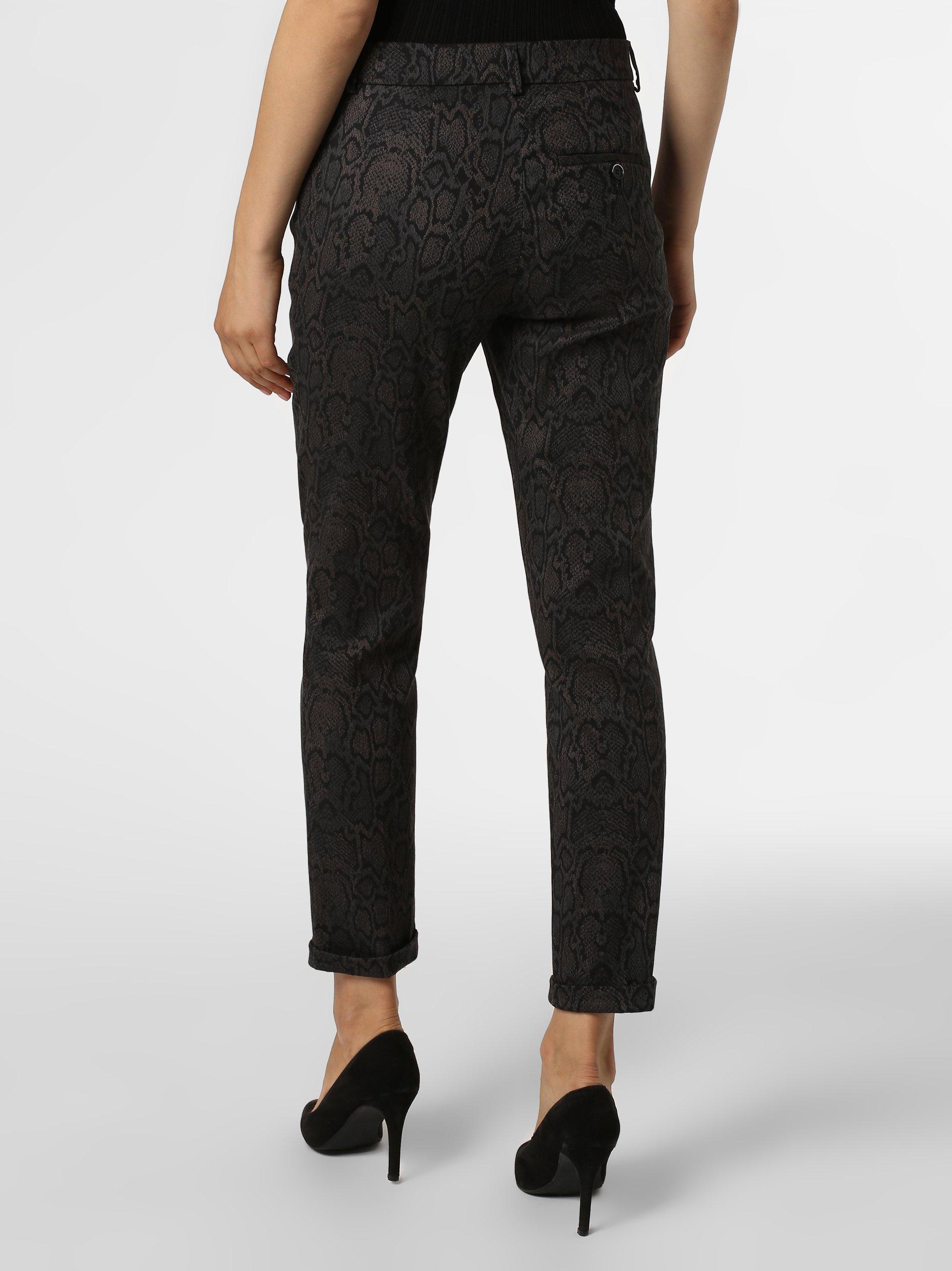 BRAX Spodnie damskie – Maron