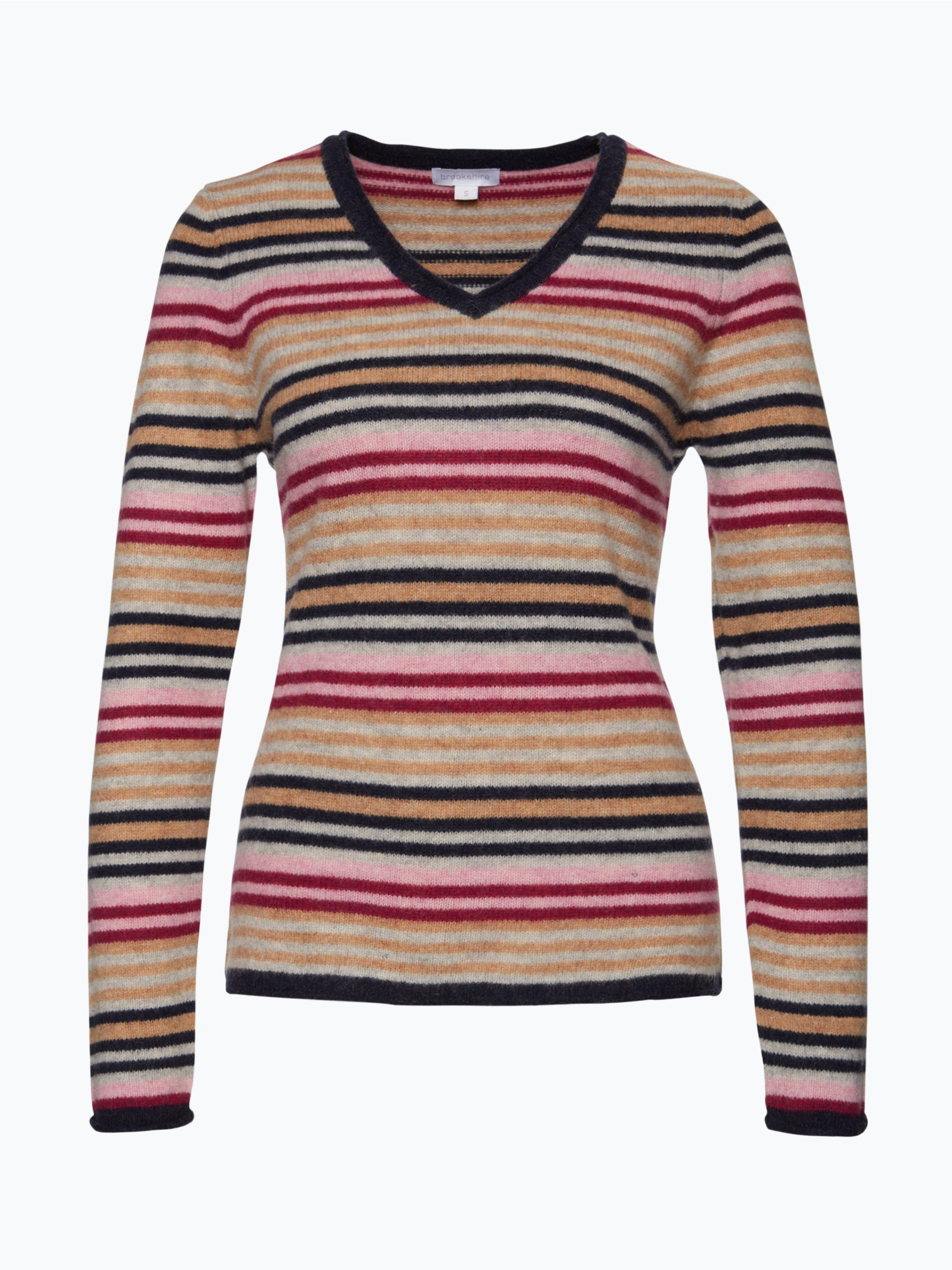 brookshire damen pullover marine gestreift online kaufen. Black Bedroom Furniture Sets. Home Design Ideas