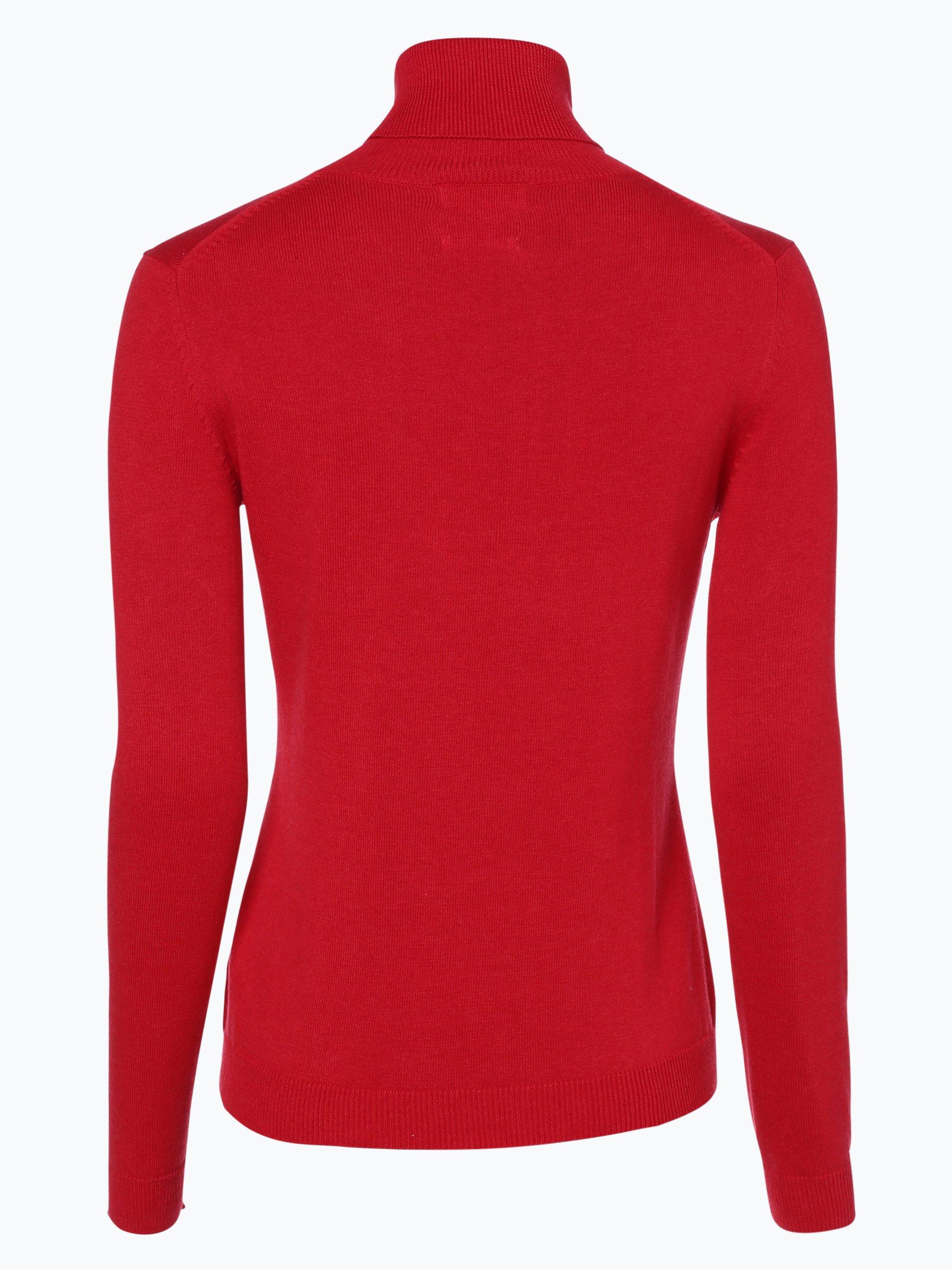 brookshire damen pullover rot uni online kaufen vangraaf com. Black Bedroom Furniture Sets. Home Design Ideas