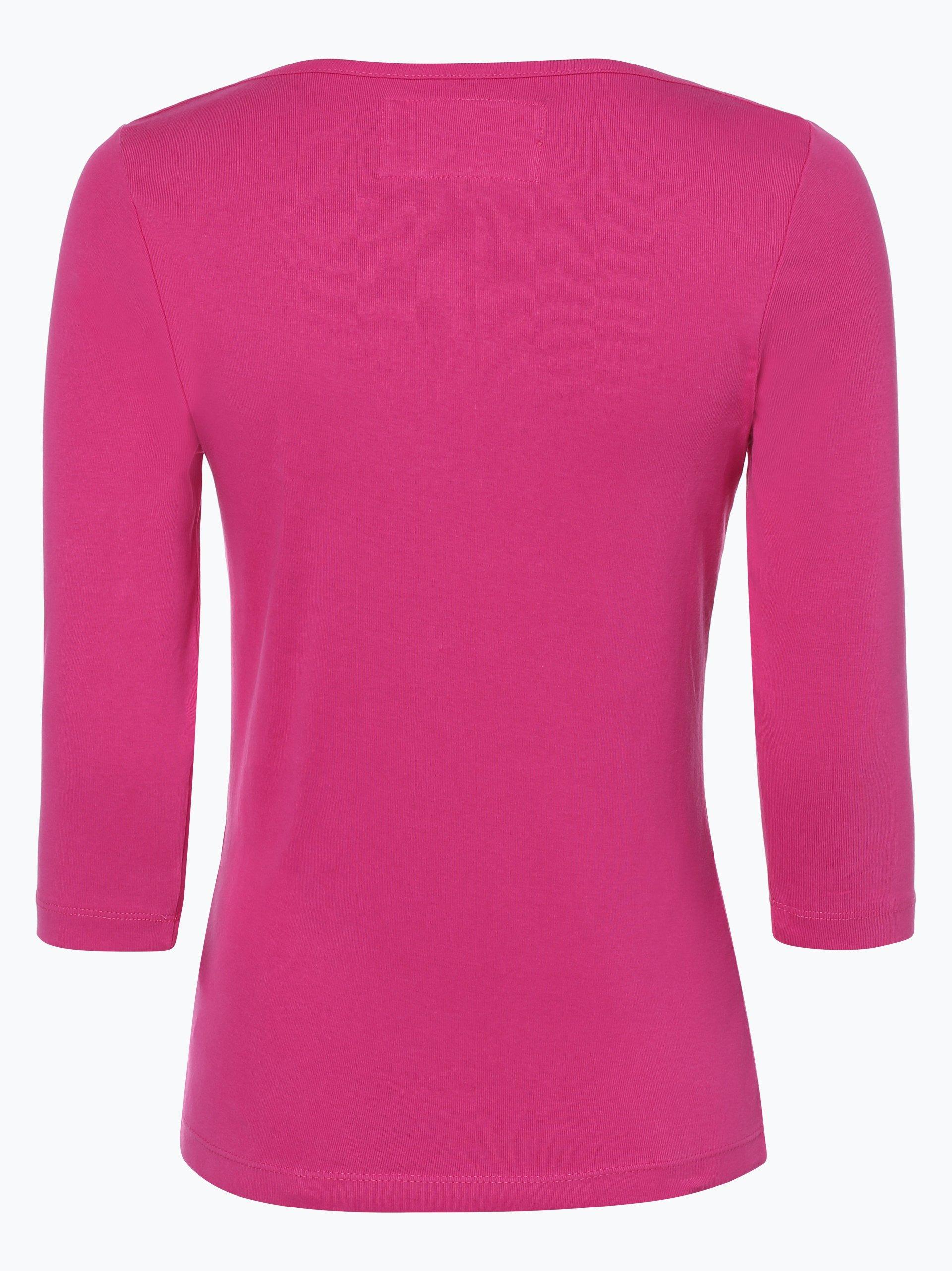 6912641e3753d2 brookshire Damen Shirt fuchsia uni online kaufen