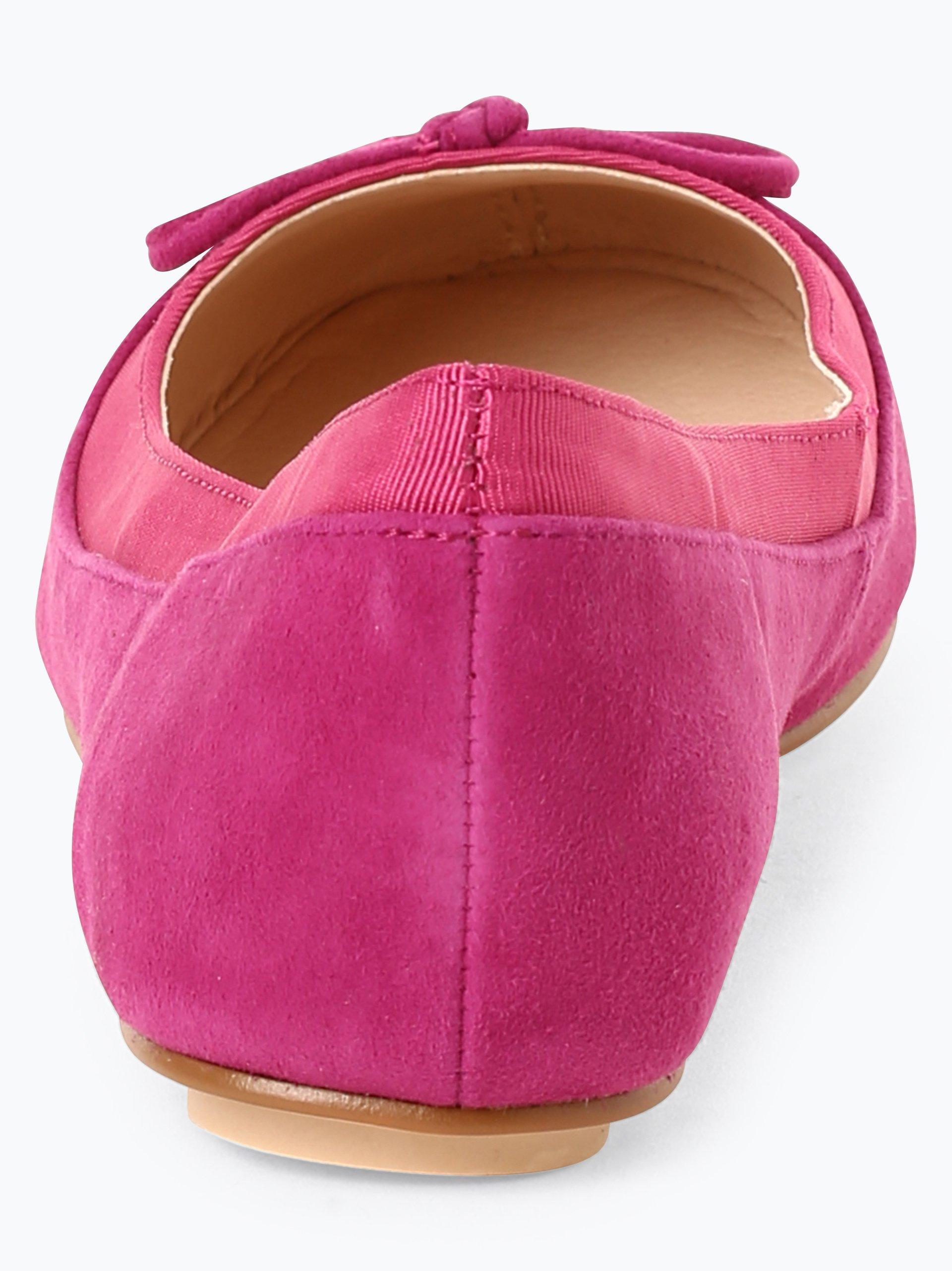 Buffalo Damen Ballerinas aus Leder