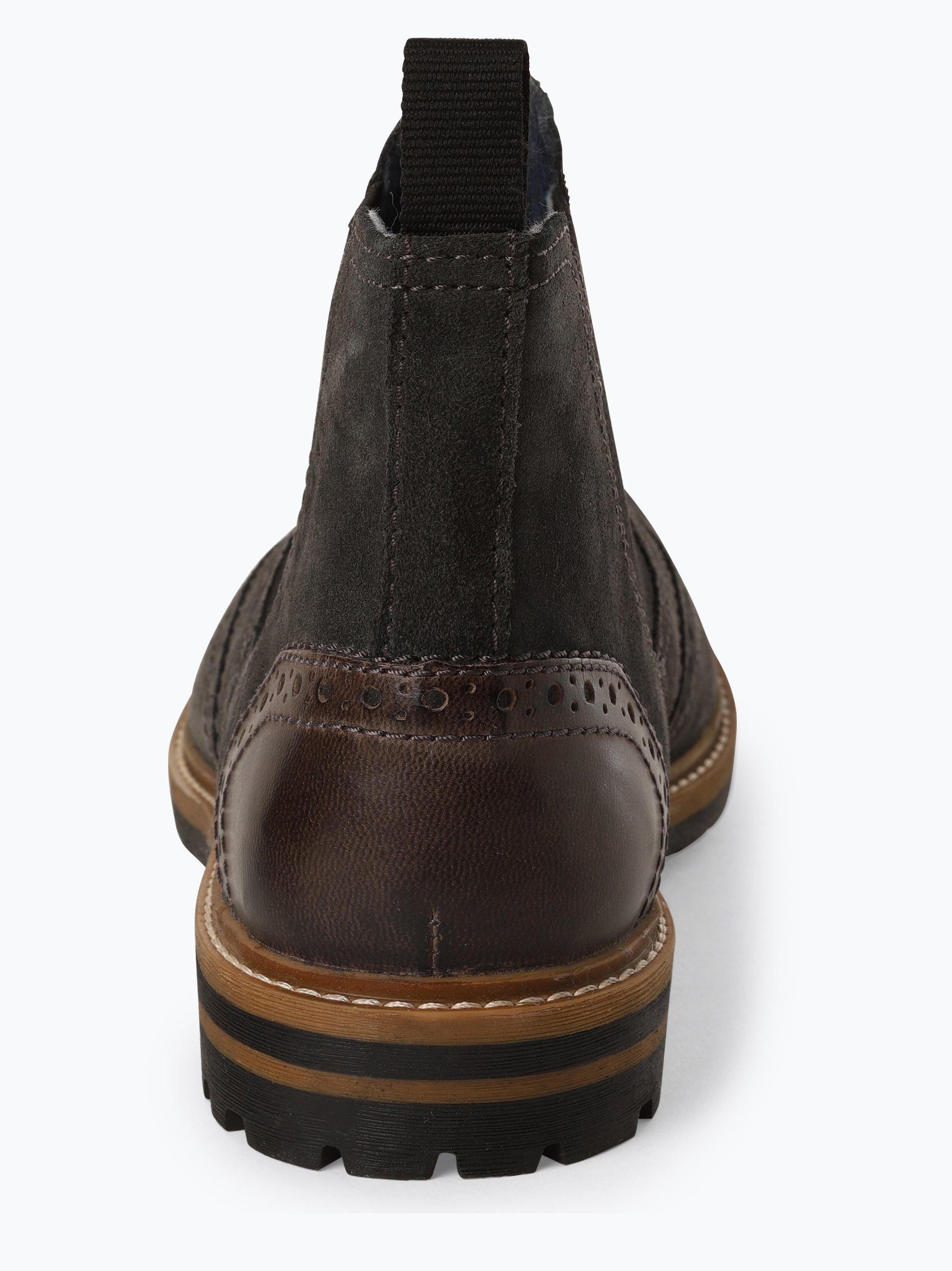 Bugatti Herren Boots aus Leder