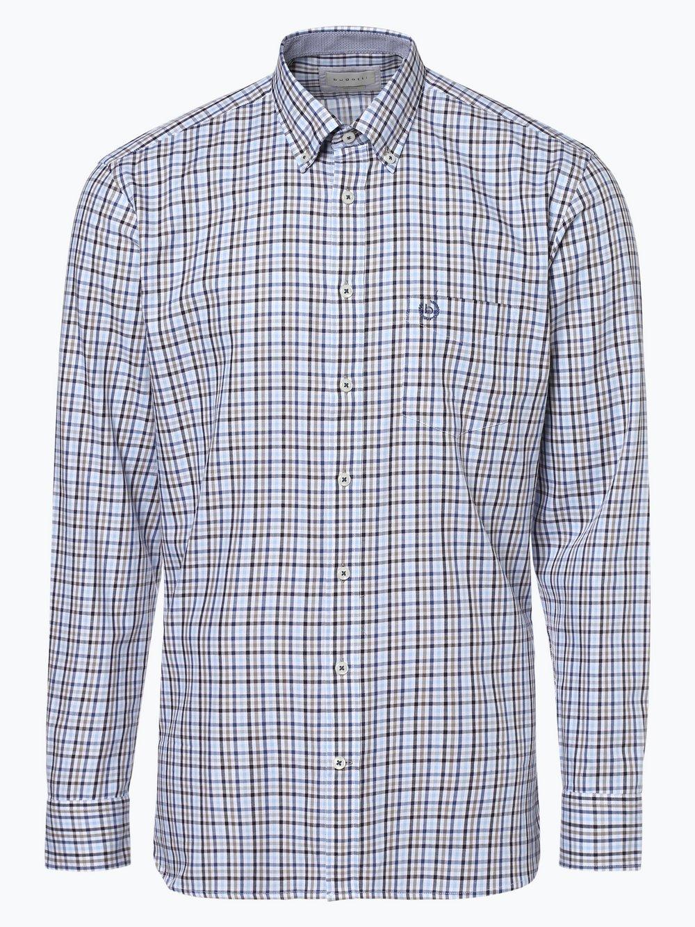 Bugatti Herren Hemd - Bügelleicht  2  online kaufen   PEEK-UND ... d6e1b2bd31