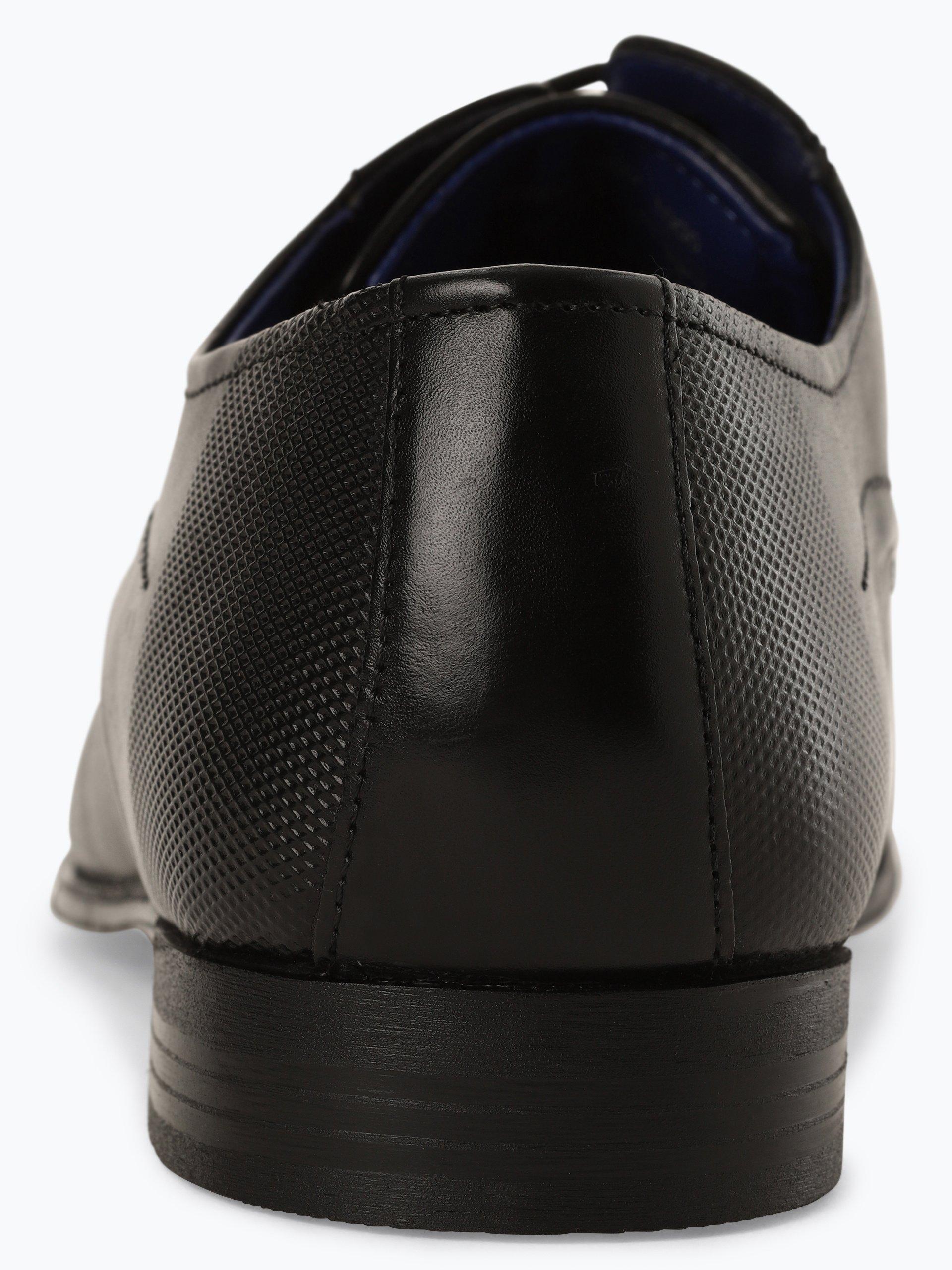 Bugatti Herren Schnürschuhe aus Leder