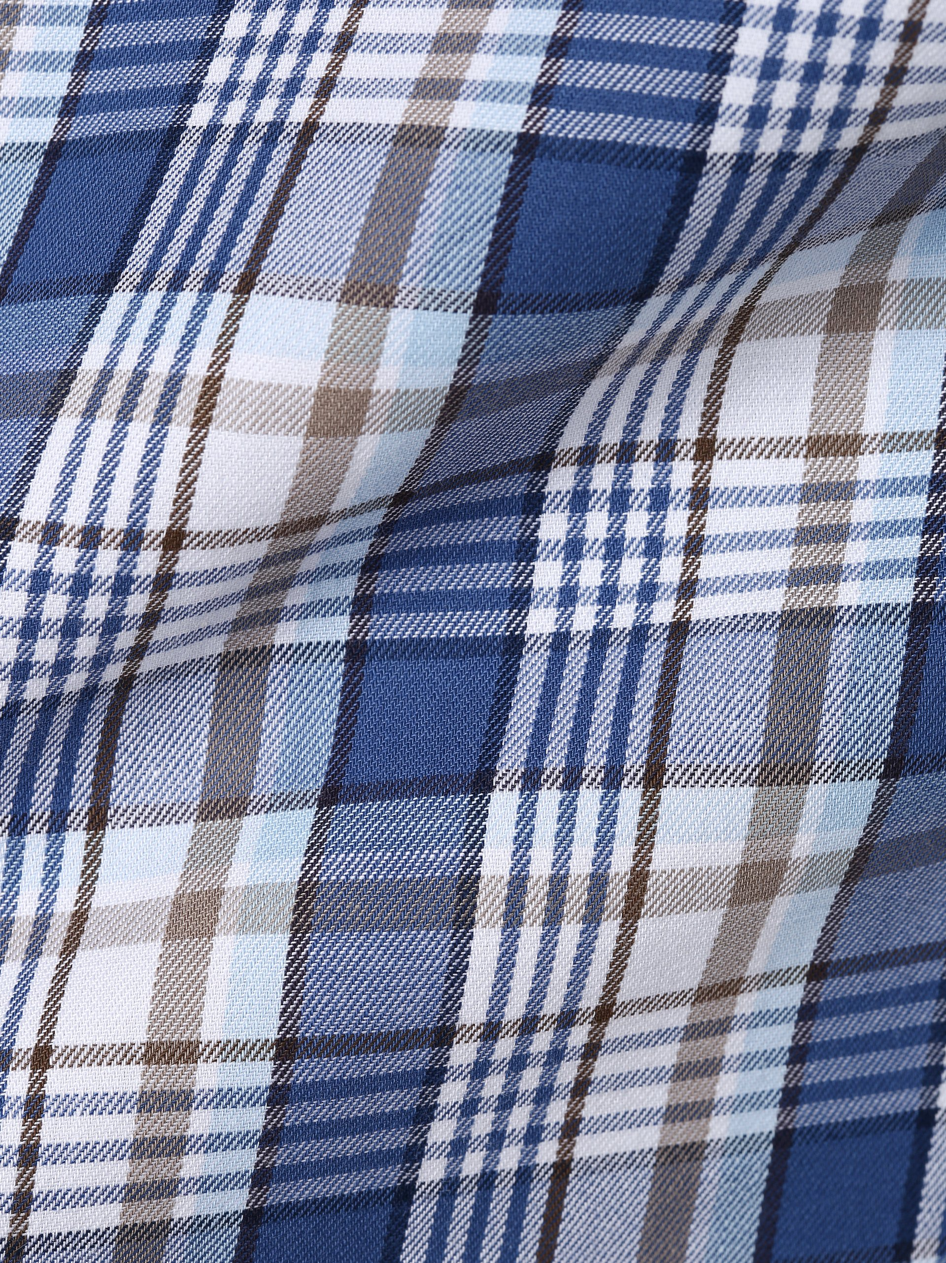 Bugatti Koszula męska łatwa w prasowaniu