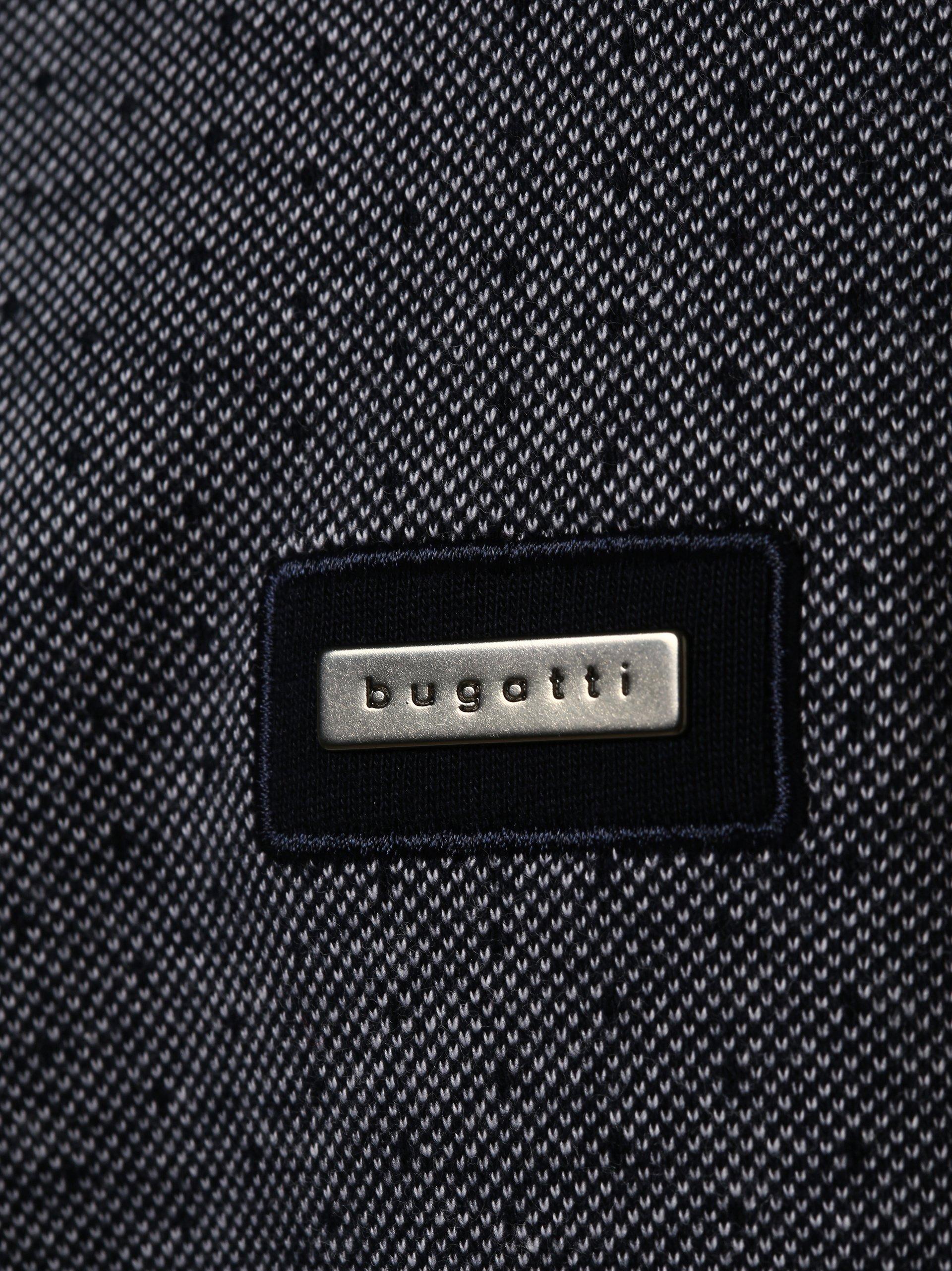 Bugatti Męska bluza rozpinana