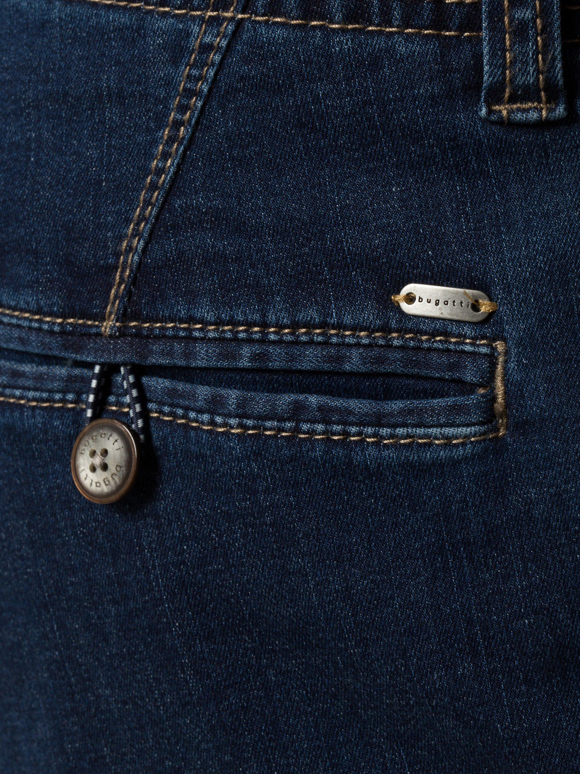 Bugatti Męskie spodenki jeansowe