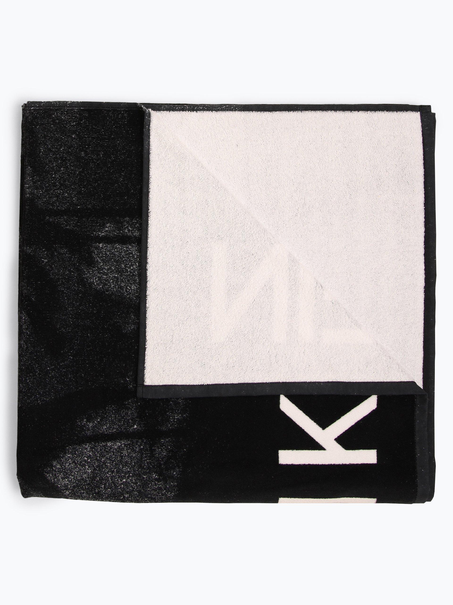 Calvin Klein Badetuch aus Baumwolle - Hurricane
