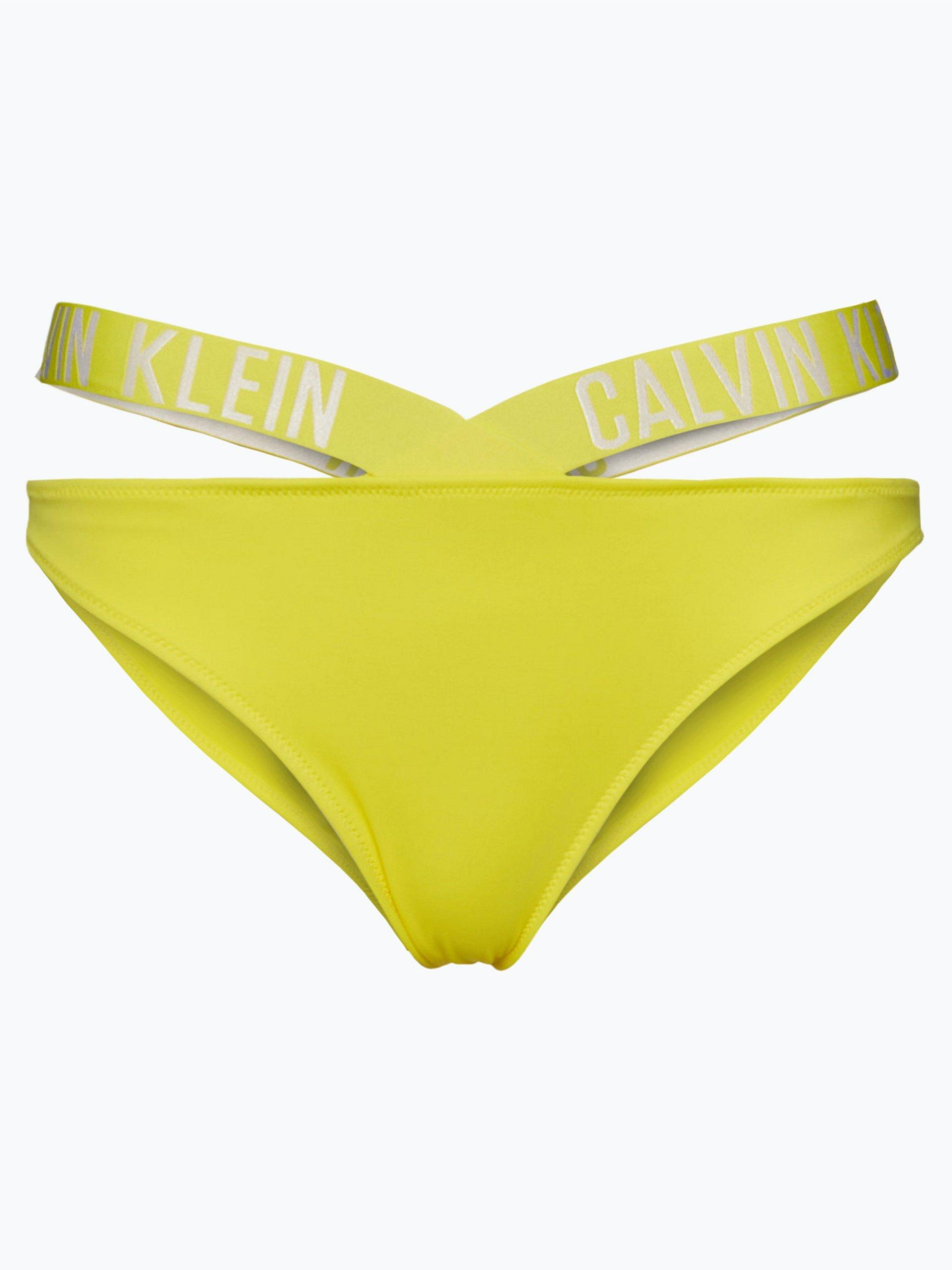 calvin klein damen bikini hose mehrfarbig uni online. Black Bedroom Furniture Sets. Home Design Ideas
