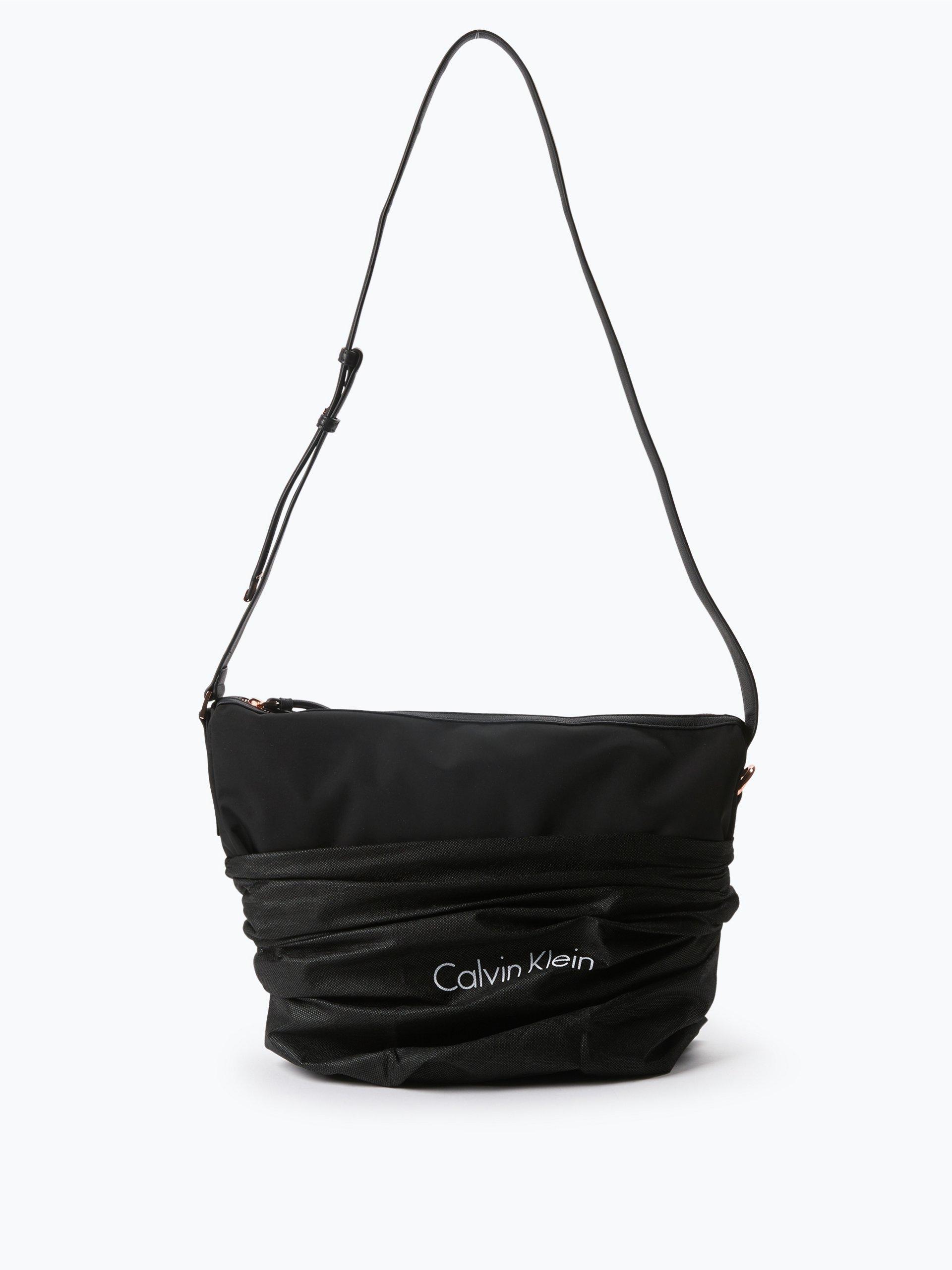 calvin klein damen handtasche edith schwarz uni online. Black Bedroom Furniture Sets. Home Design Ideas