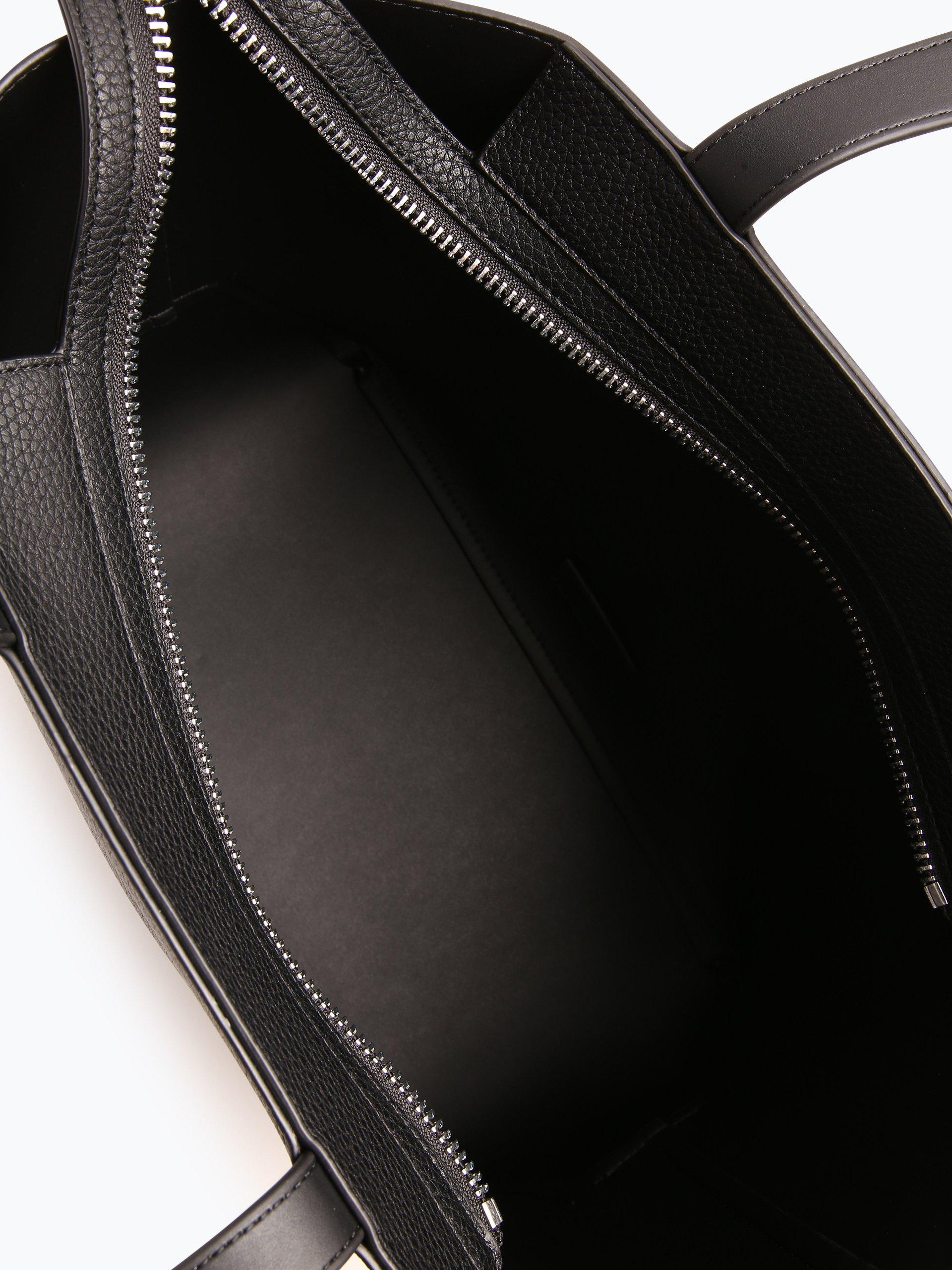 calvin klein damen handtasche schwarz uni online kaufen. Black Bedroom Furniture Sets. Home Design Ideas