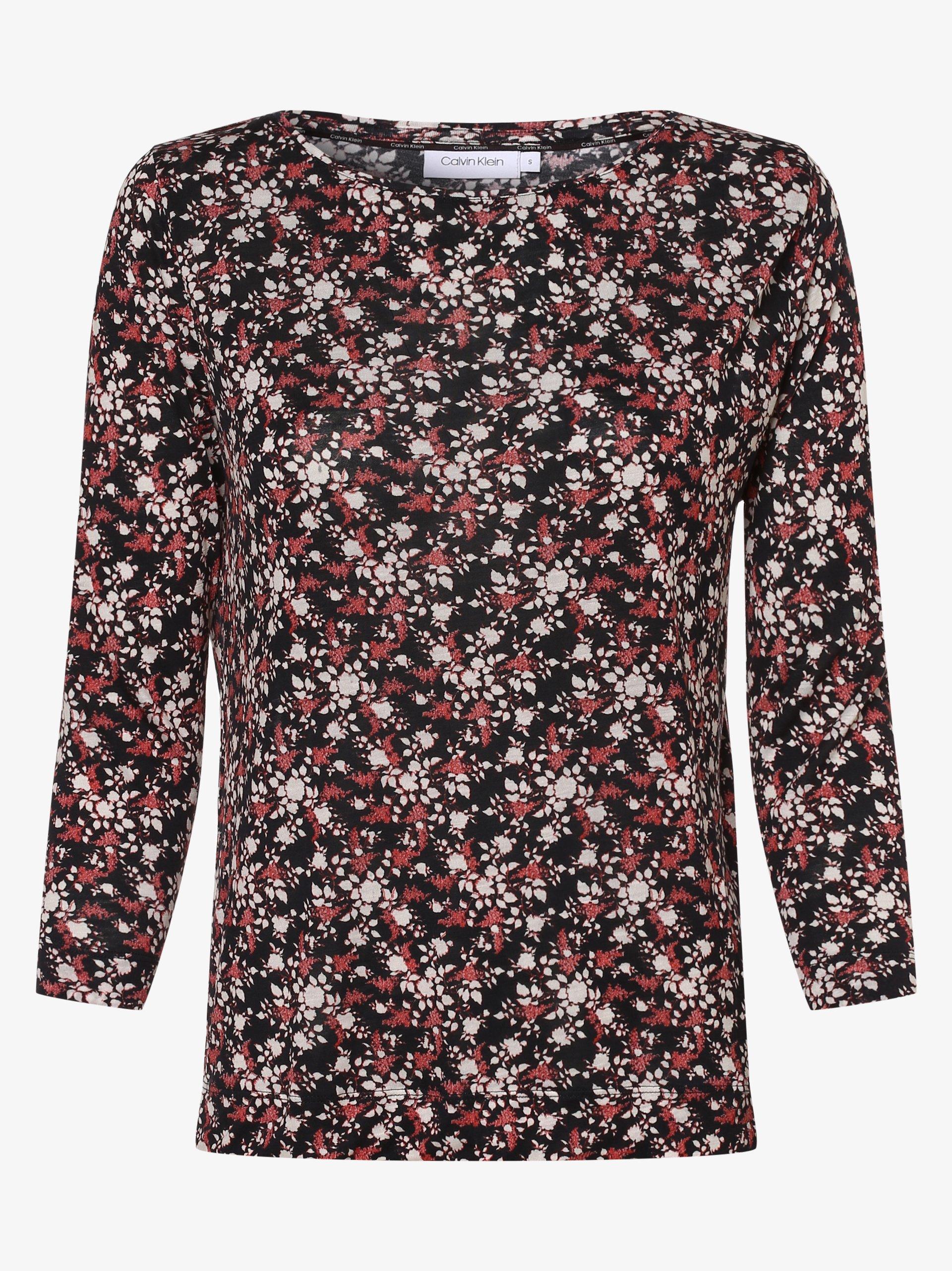 Calvin Klein Damen Langarmshirt