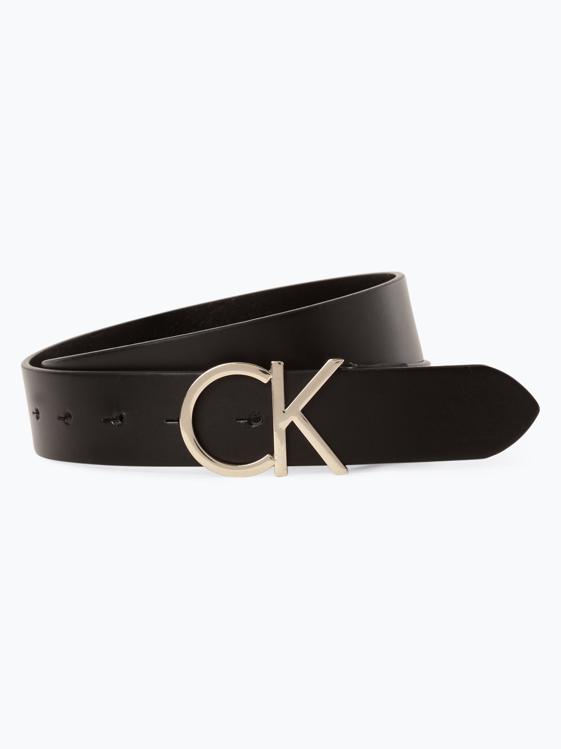 Calvin Klein Damen Ledergürtel