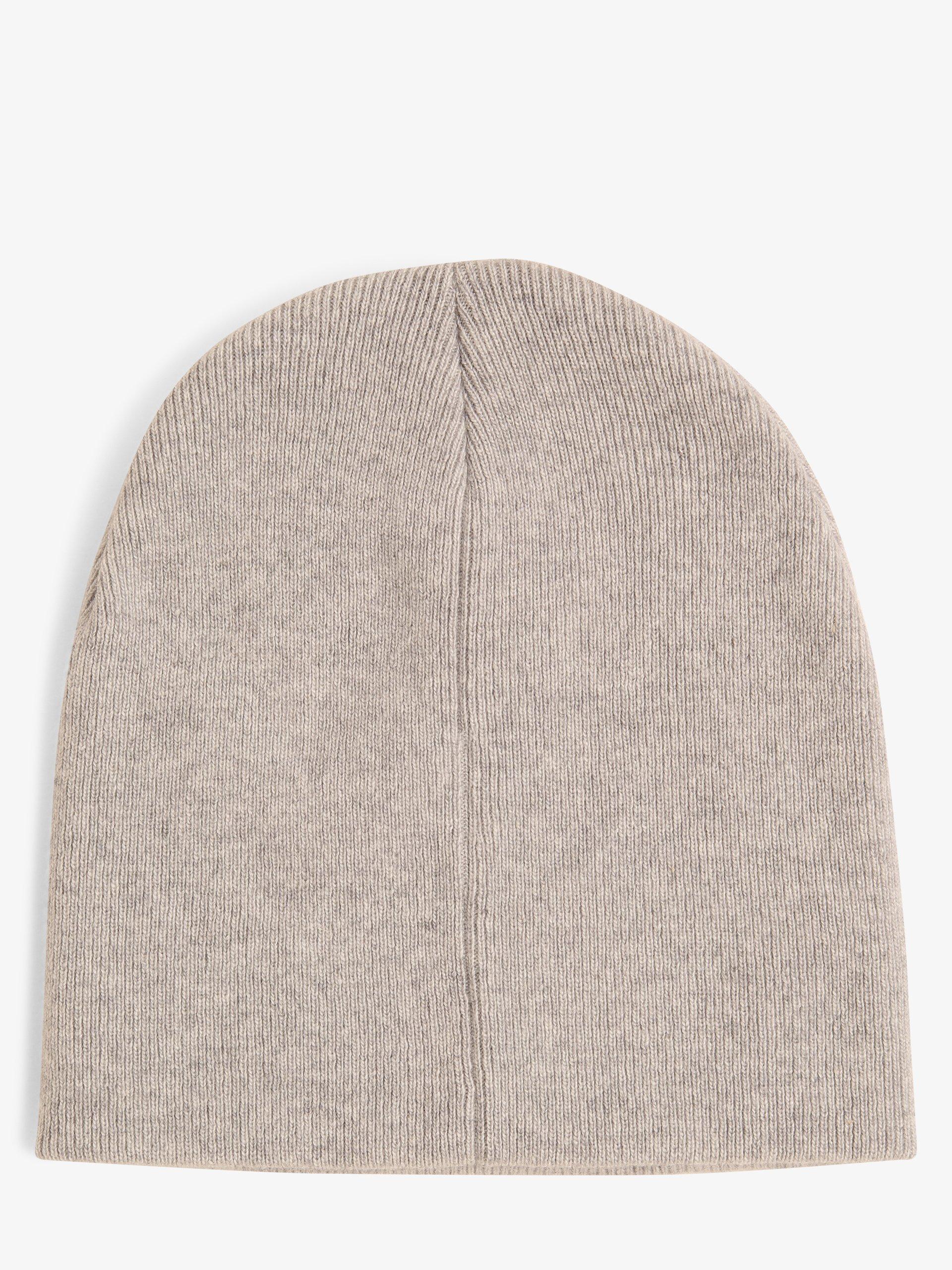 Calvin Klein Damen Mütze mit Cashmere-Anteil
