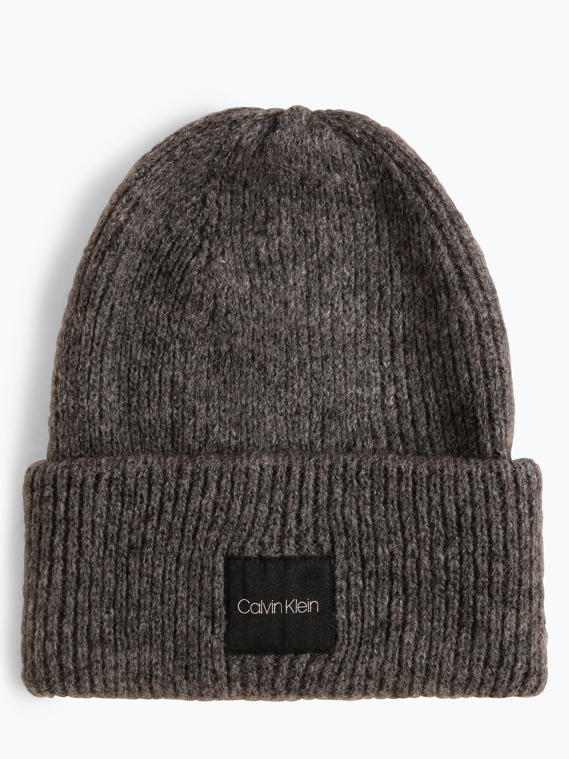 Calvin Klein Damen Mütze mit Mohair-Anteil