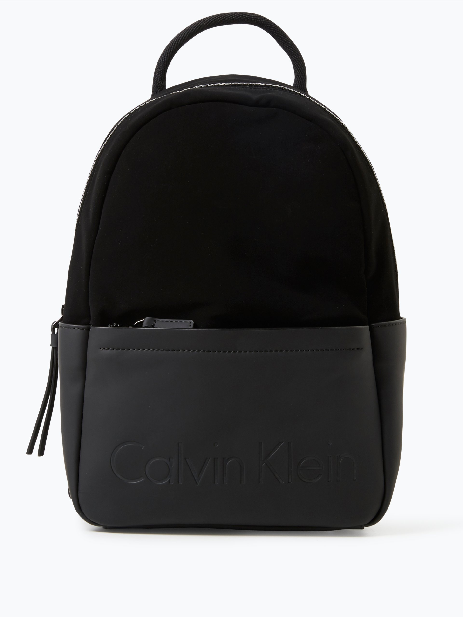 calvin klein damen rucksack susi 3 schwarz uni online kaufen peek und cloppenburg de. Black Bedroom Furniture Sets. Home Design Ideas