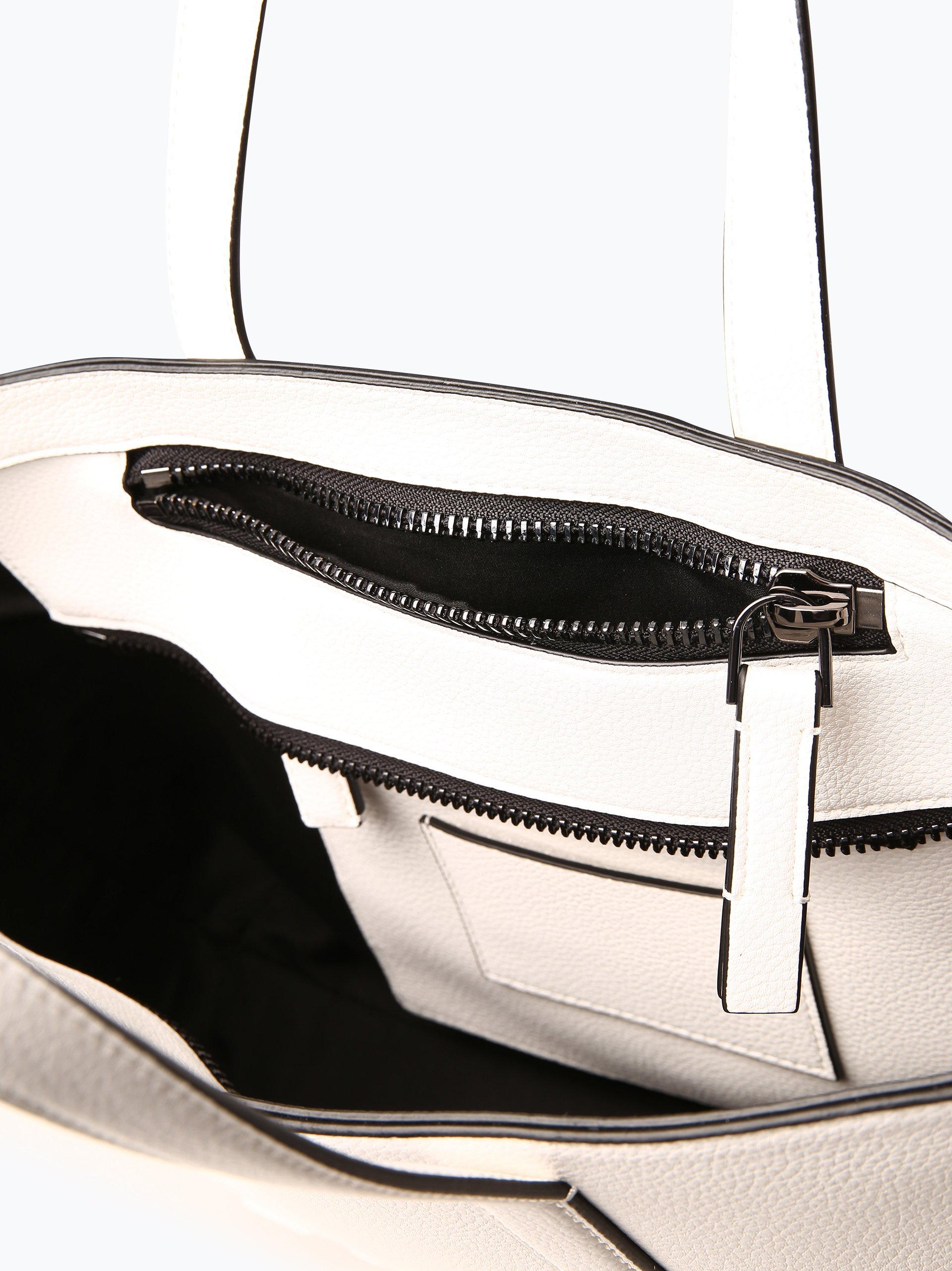 calvin klein damen shopper wei uni online kaufen peek. Black Bedroom Furniture Sets. Home Design Ideas