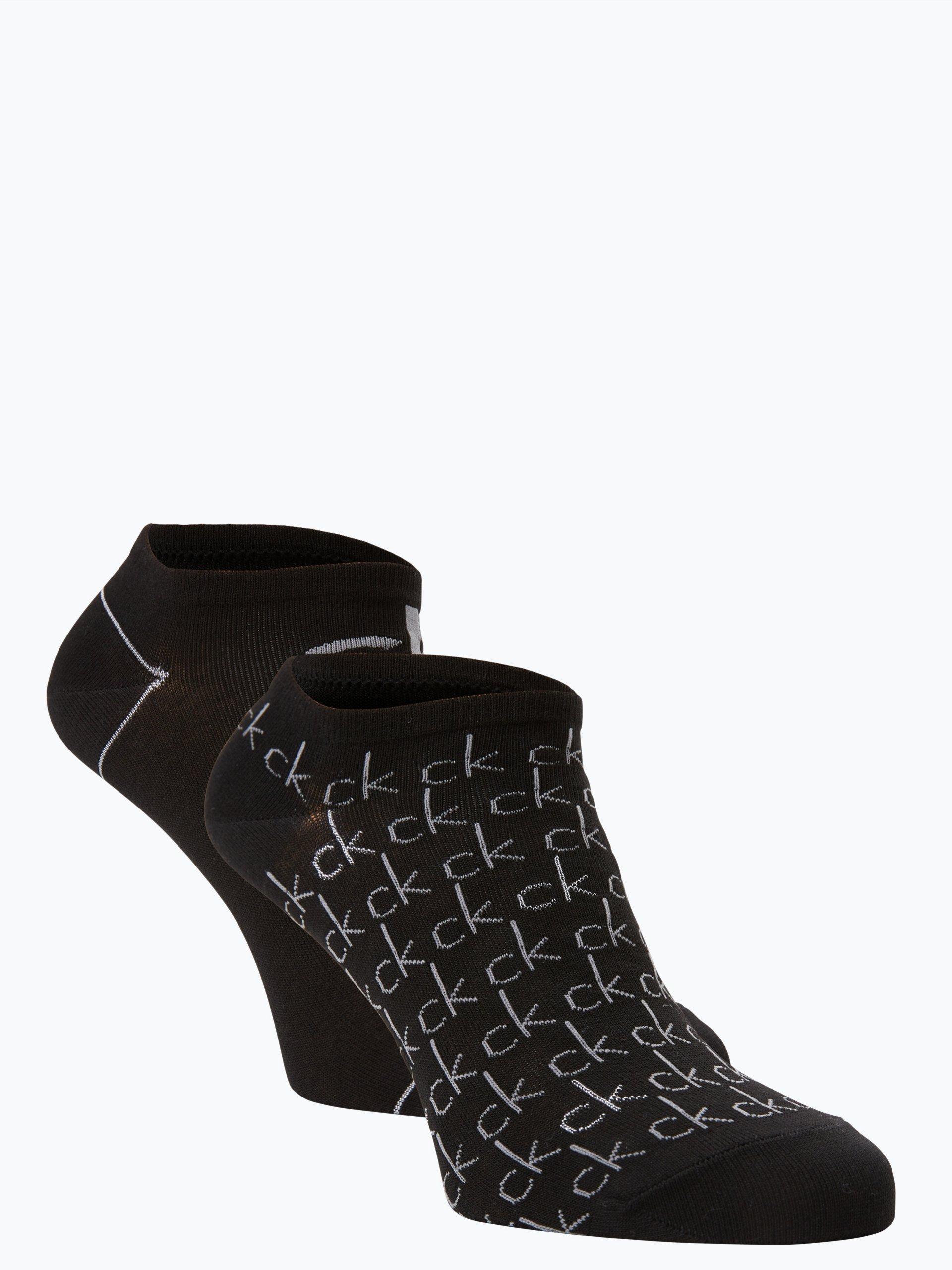 Calvin Klein Damen Sneakersocken im 2er-Pack