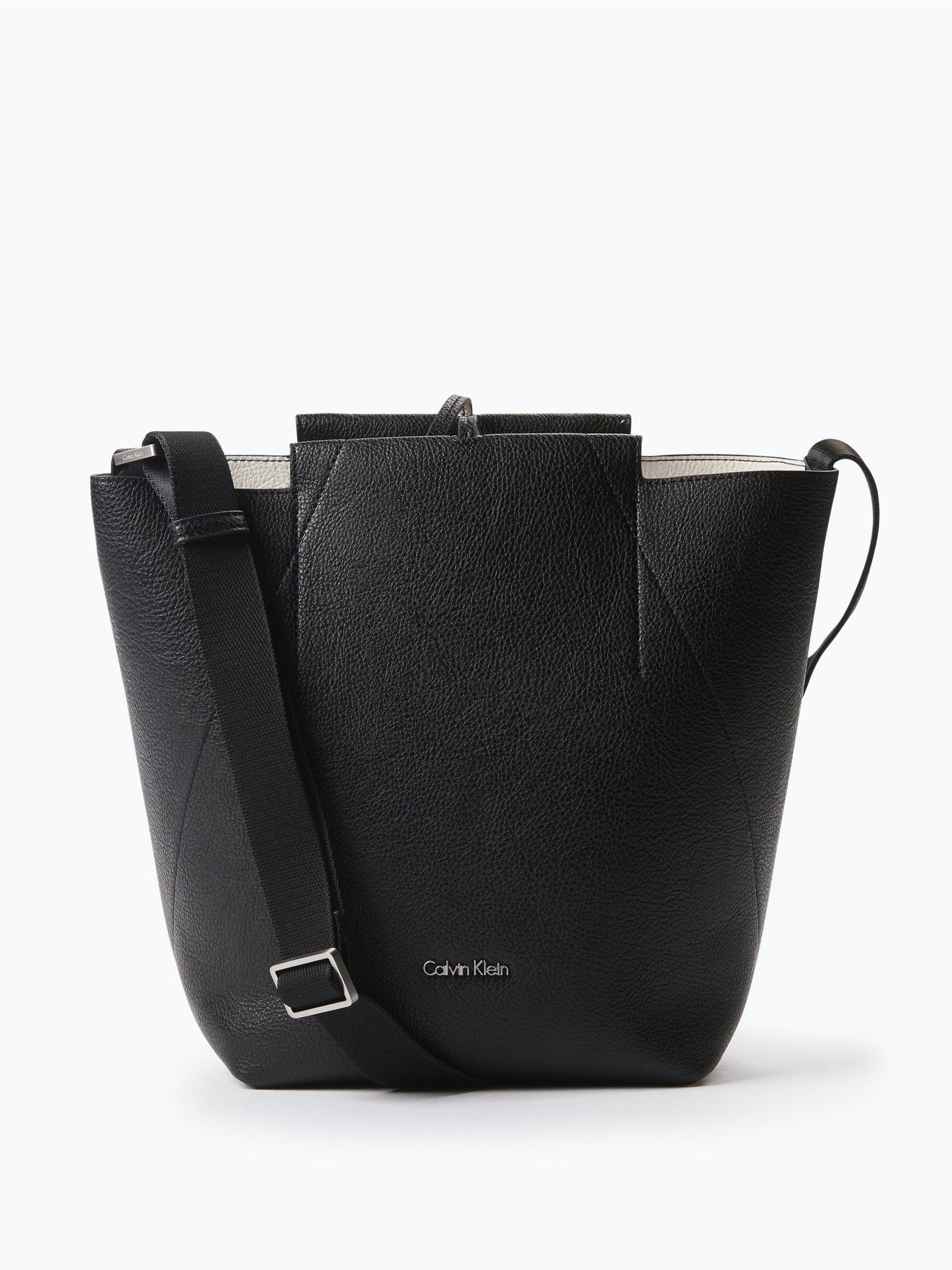 calvin klein damen wende handtasche mit handtasche in. Black Bedroom Furniture Sets. Home Design Ideas