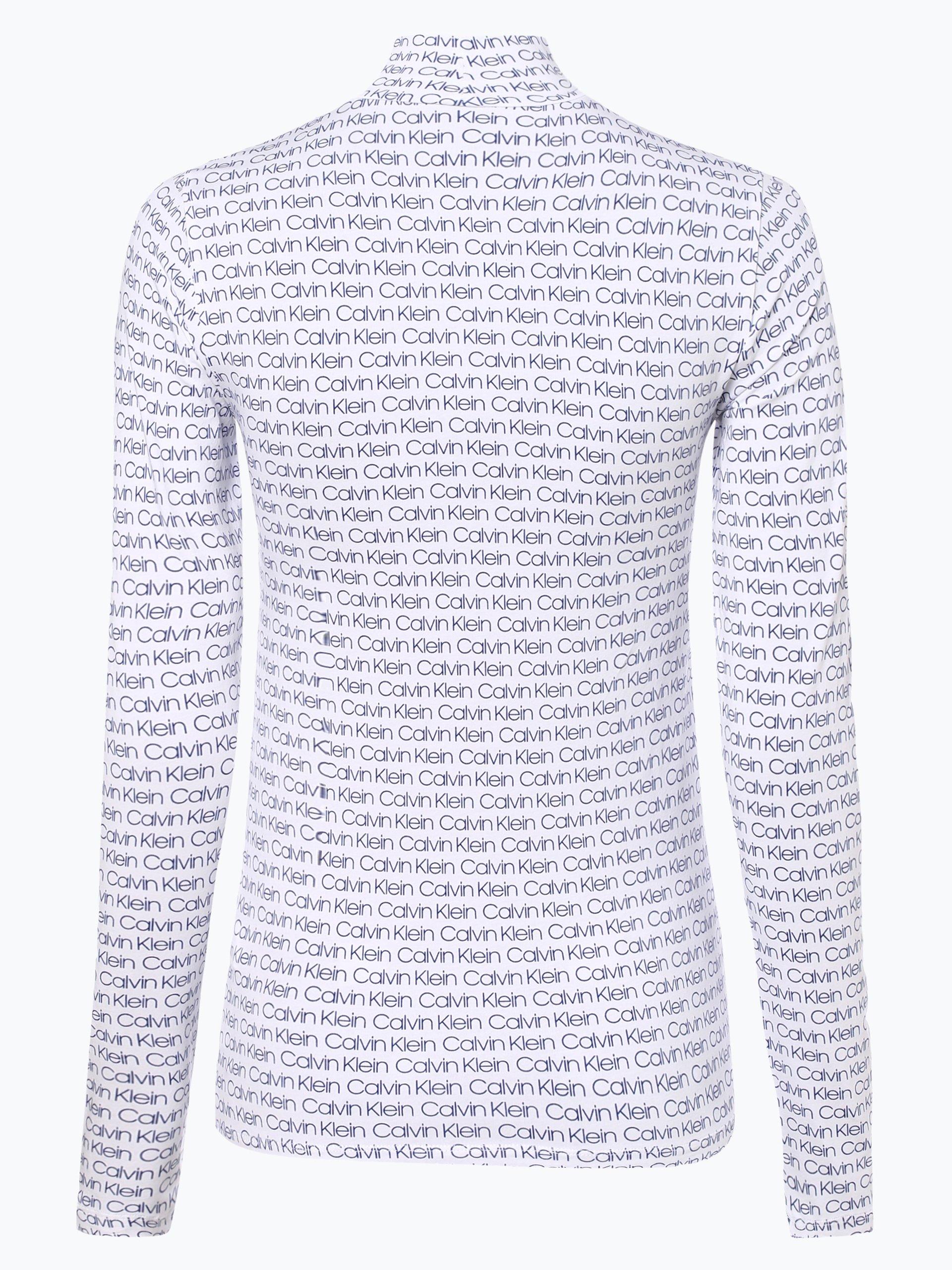 Calvin Klein Damska koszulka z długim rękawem