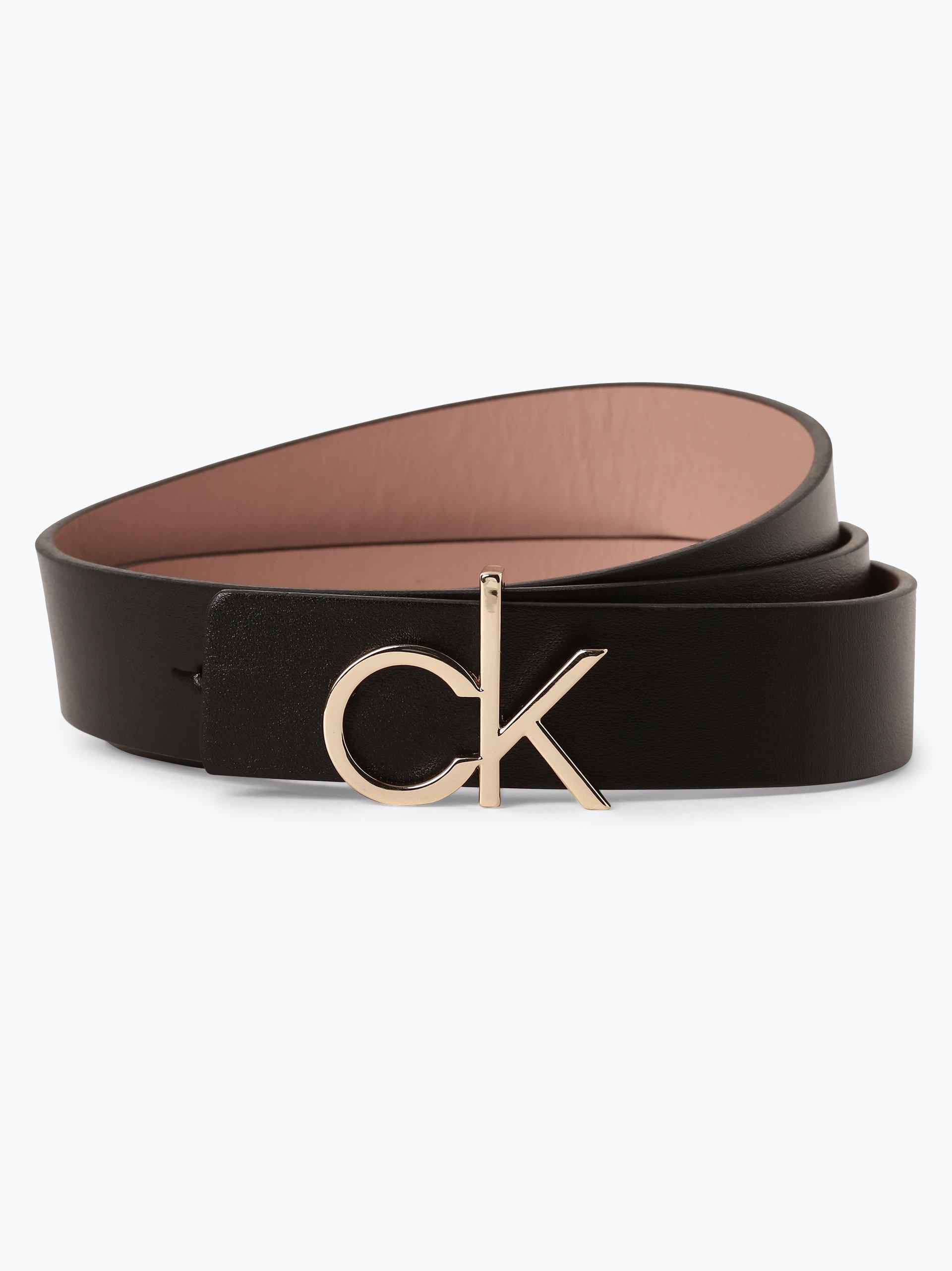 Calvin Klein Damski pasek skórzany