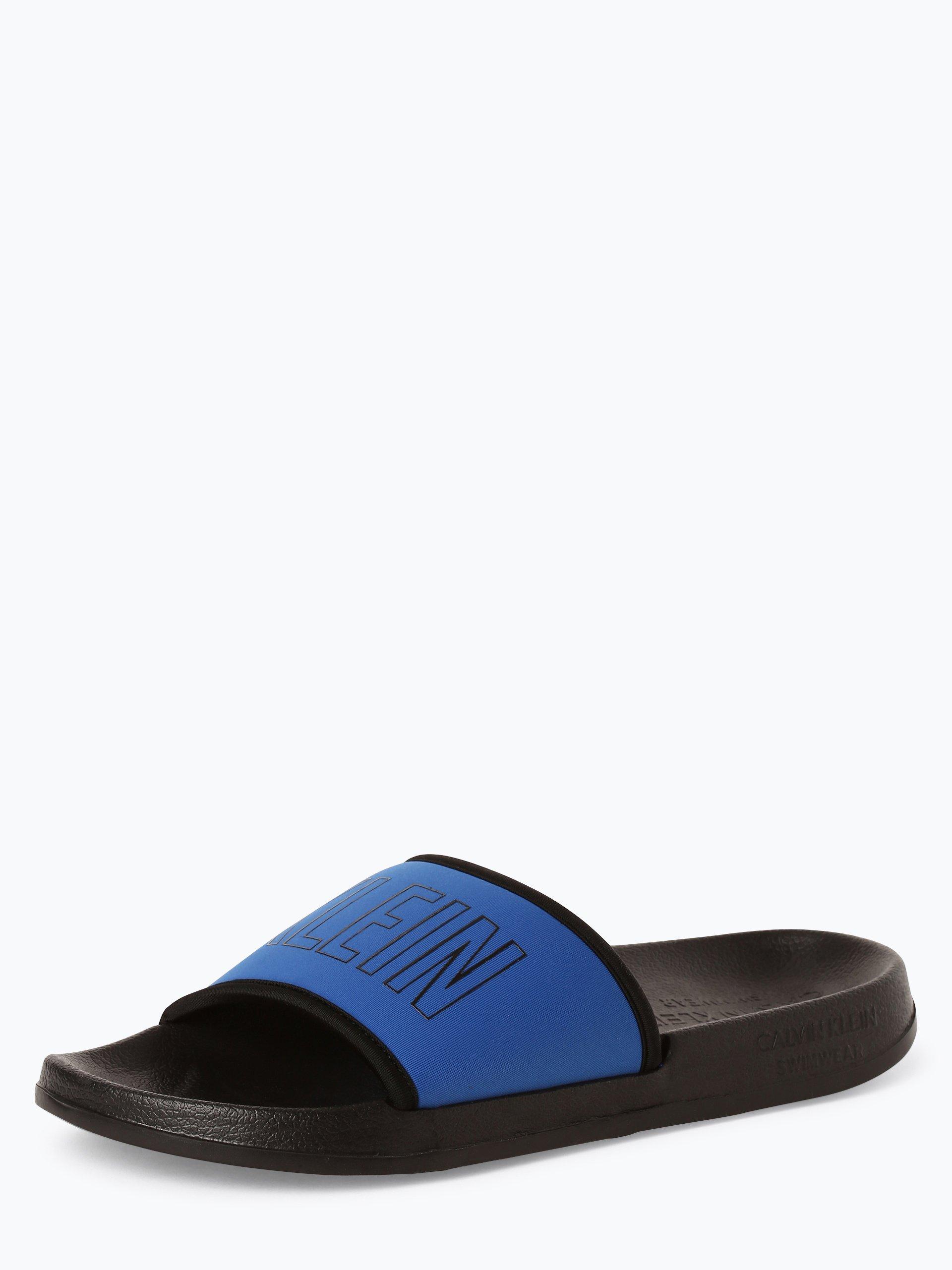 Calvin Klein Damskie pantofle kąpielowe