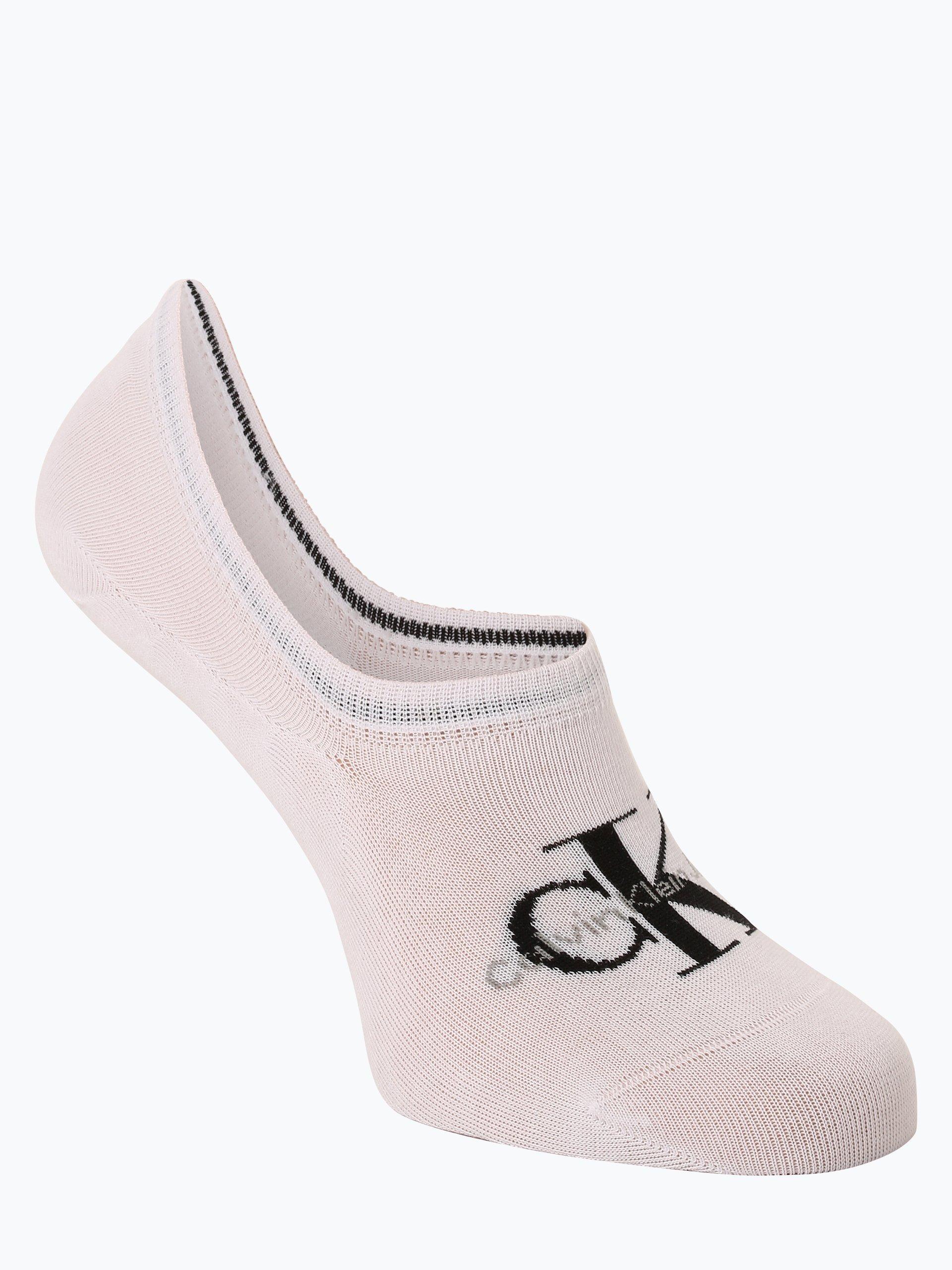 Calvin Klein Damskie skarpety do obuwia sportowego