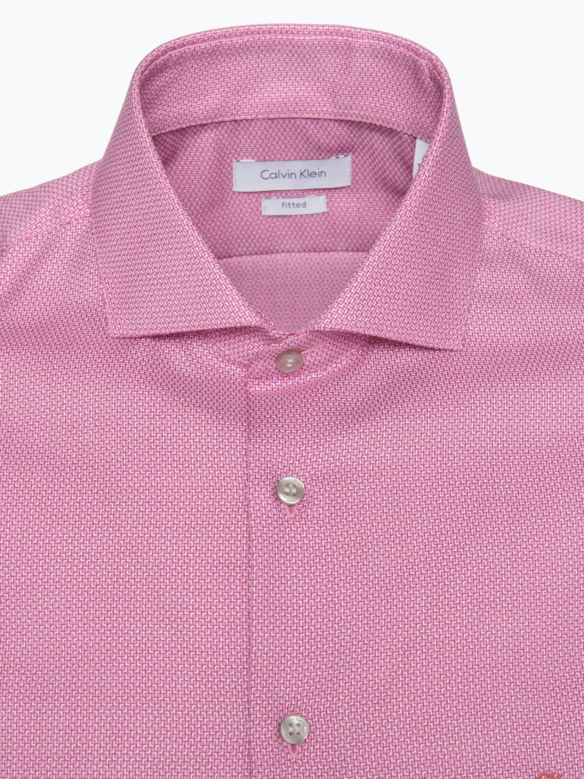 Calvin Klein Herren Hemd Bügelleicht