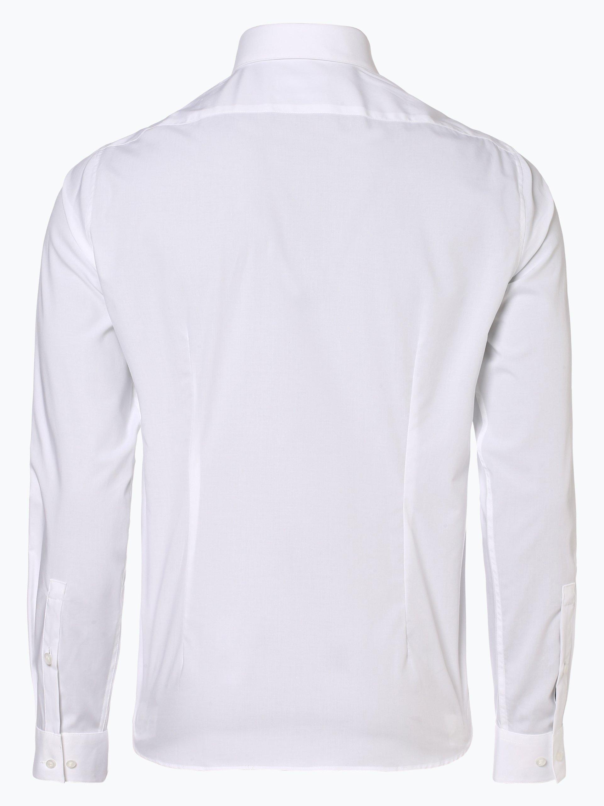 Calvin Klein Herren Hemd - Two Ply