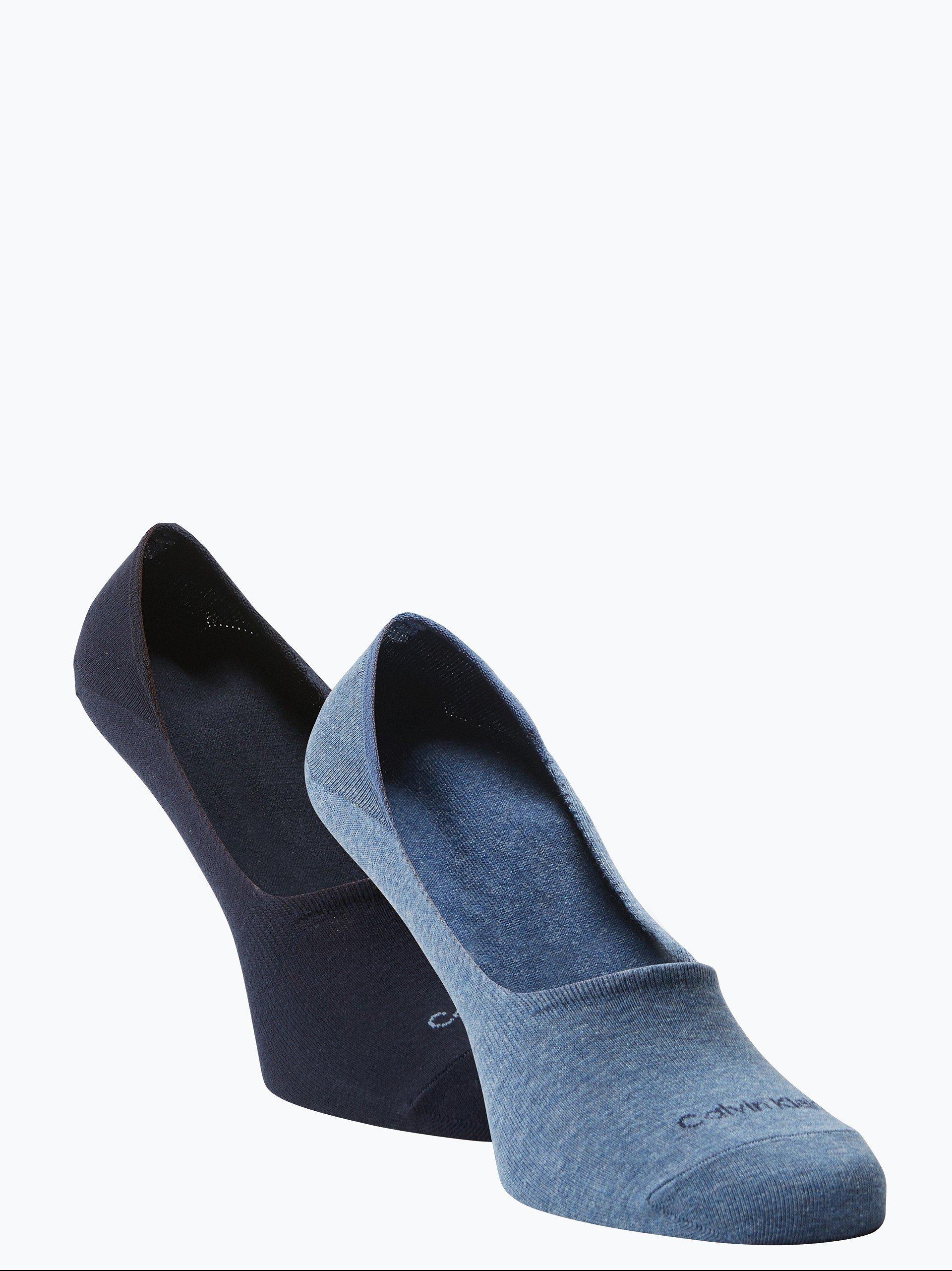 Calvin Klein Herren Sneakersocken im 2-er Pack