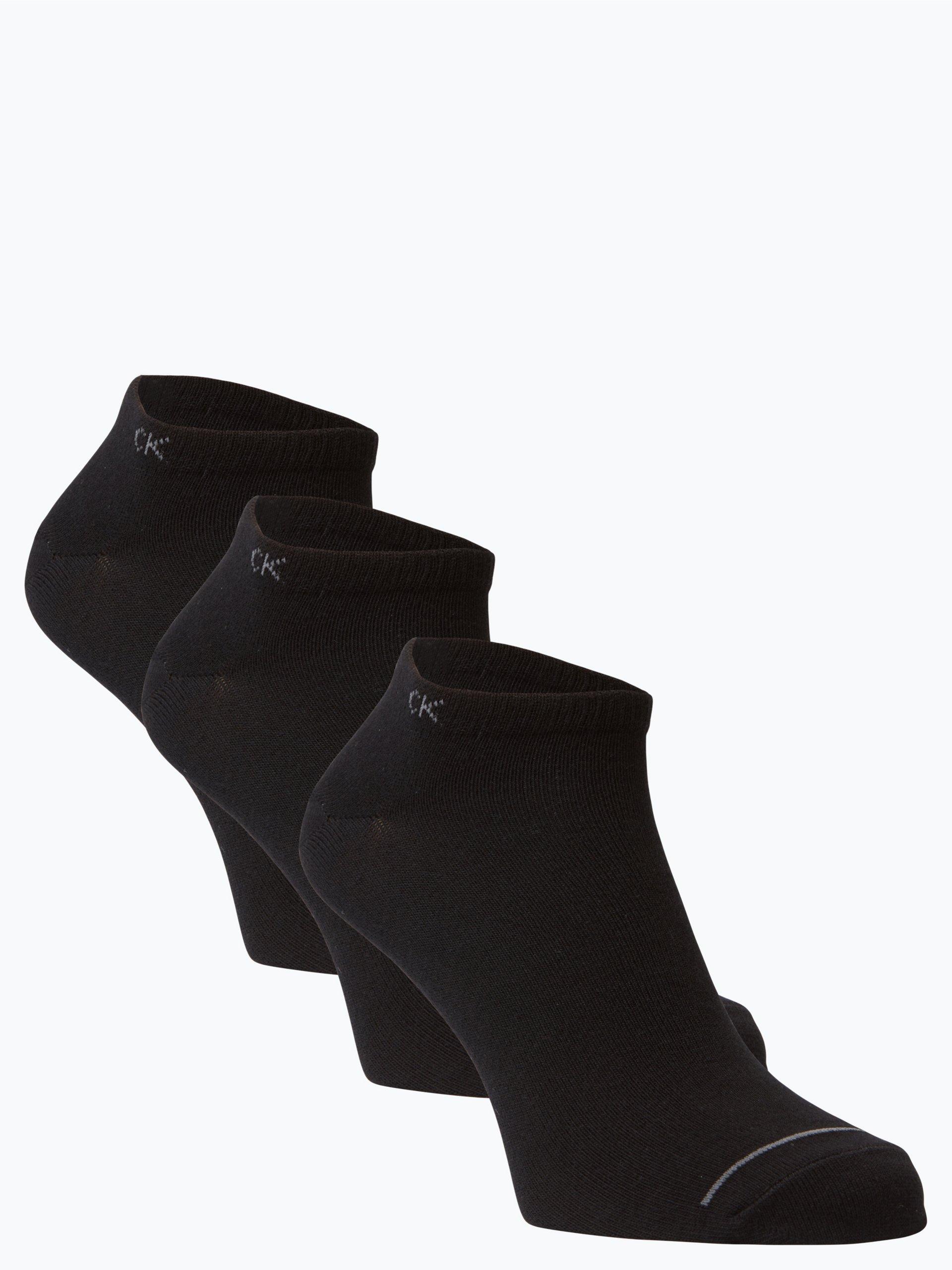 Calvin Klein Herren Sneakersocken im 3er-Pack