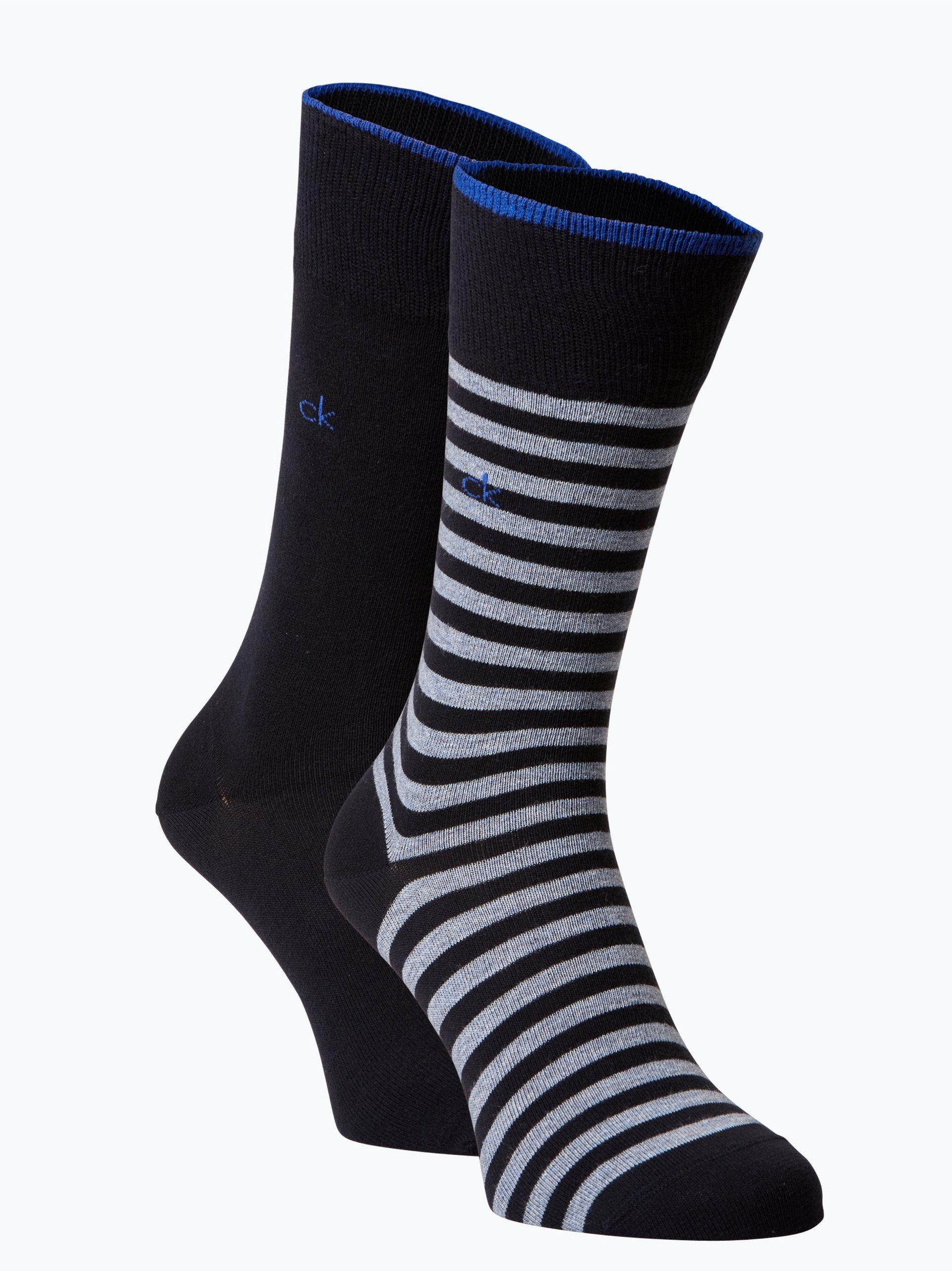 Calvin Klein Herren Socken im 2er-Pack