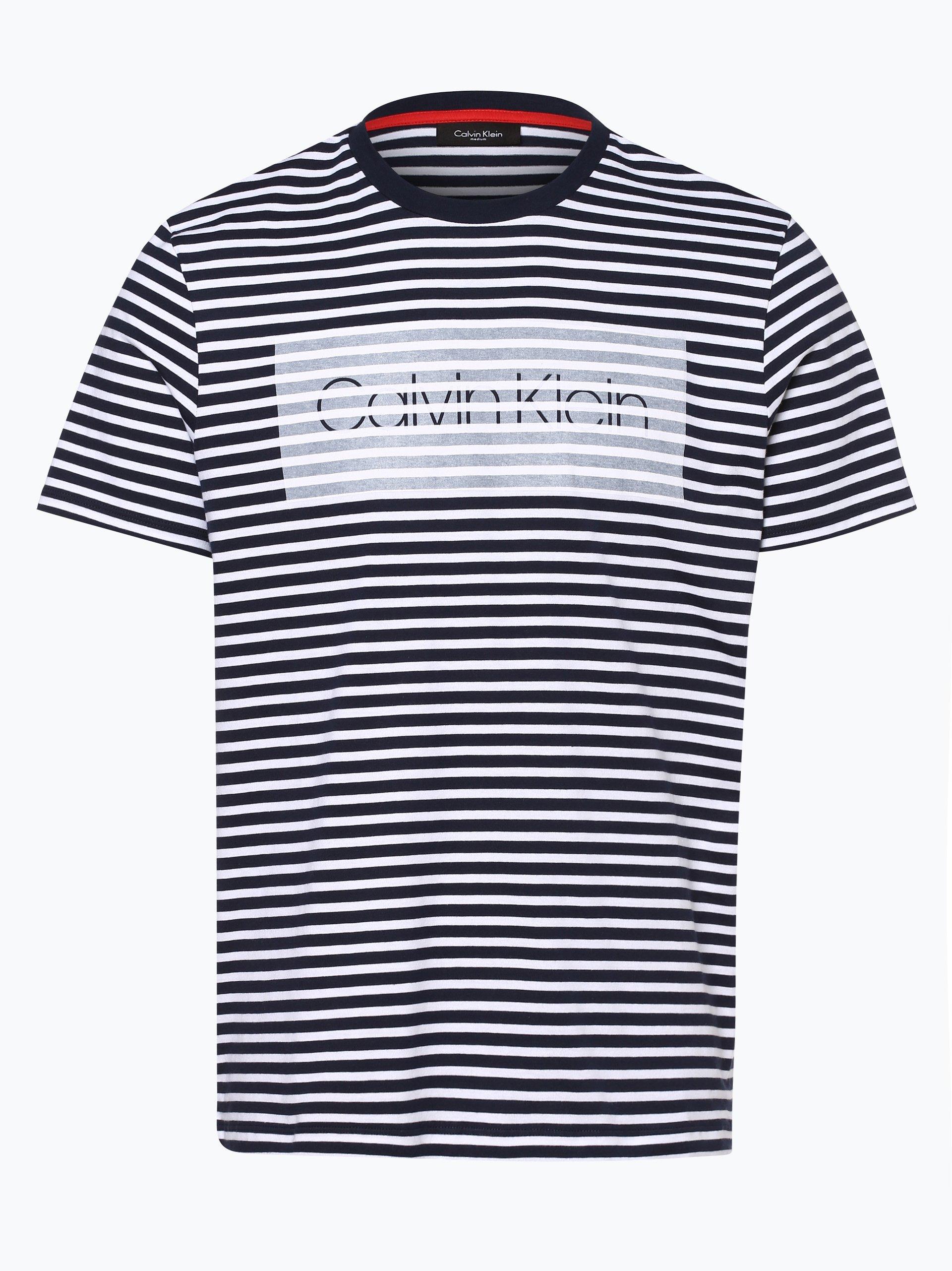 Calvin Klein Herren T-Shirt - Jaksat