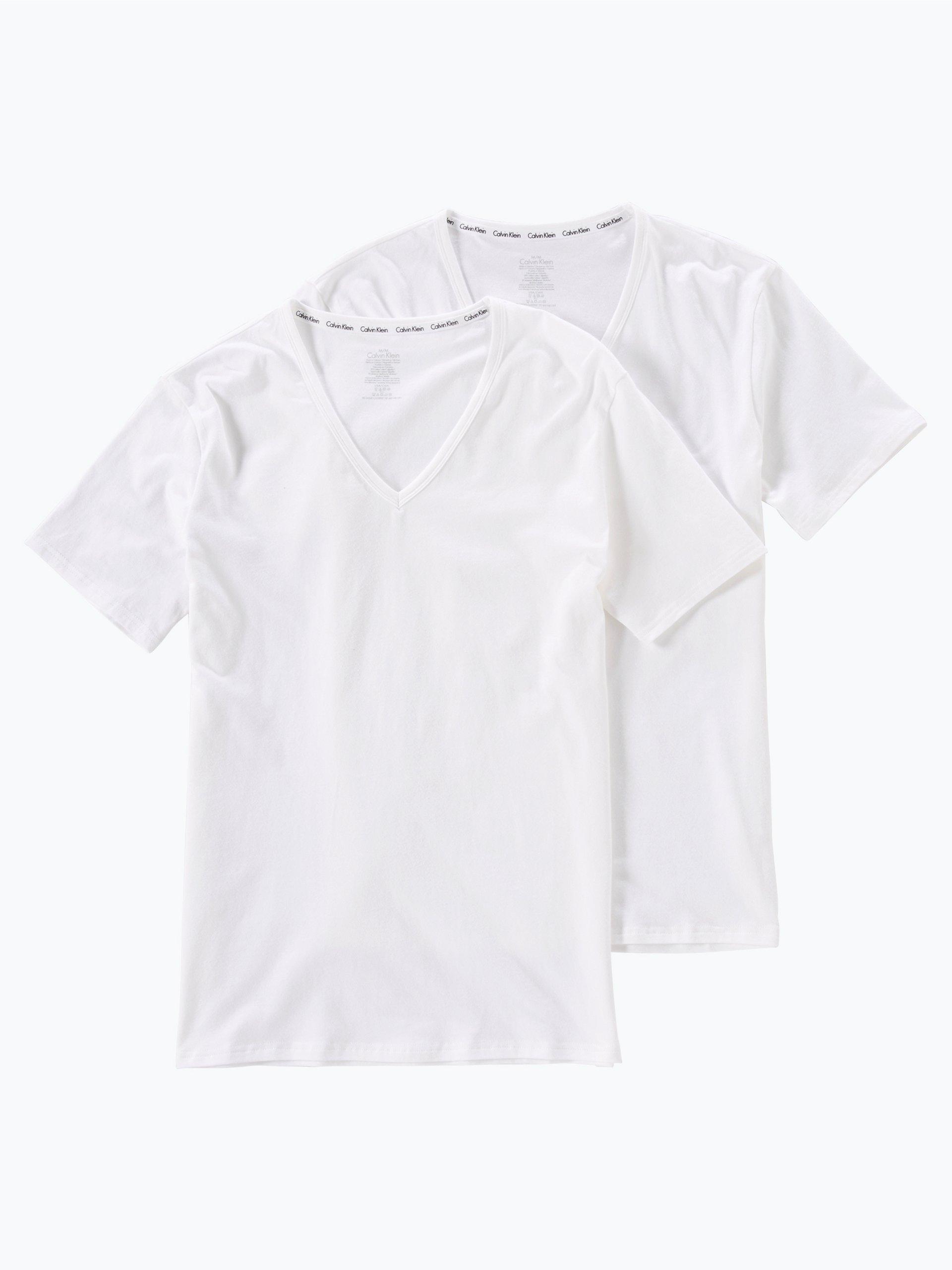 Calvin Klein Herren T-Shirts im 2er-Pack