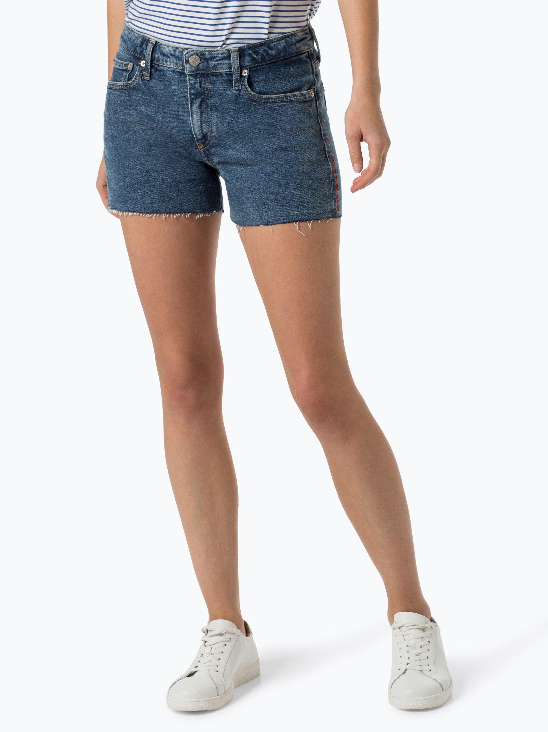 Calvin Klein Jeans Damen Jeansshorts