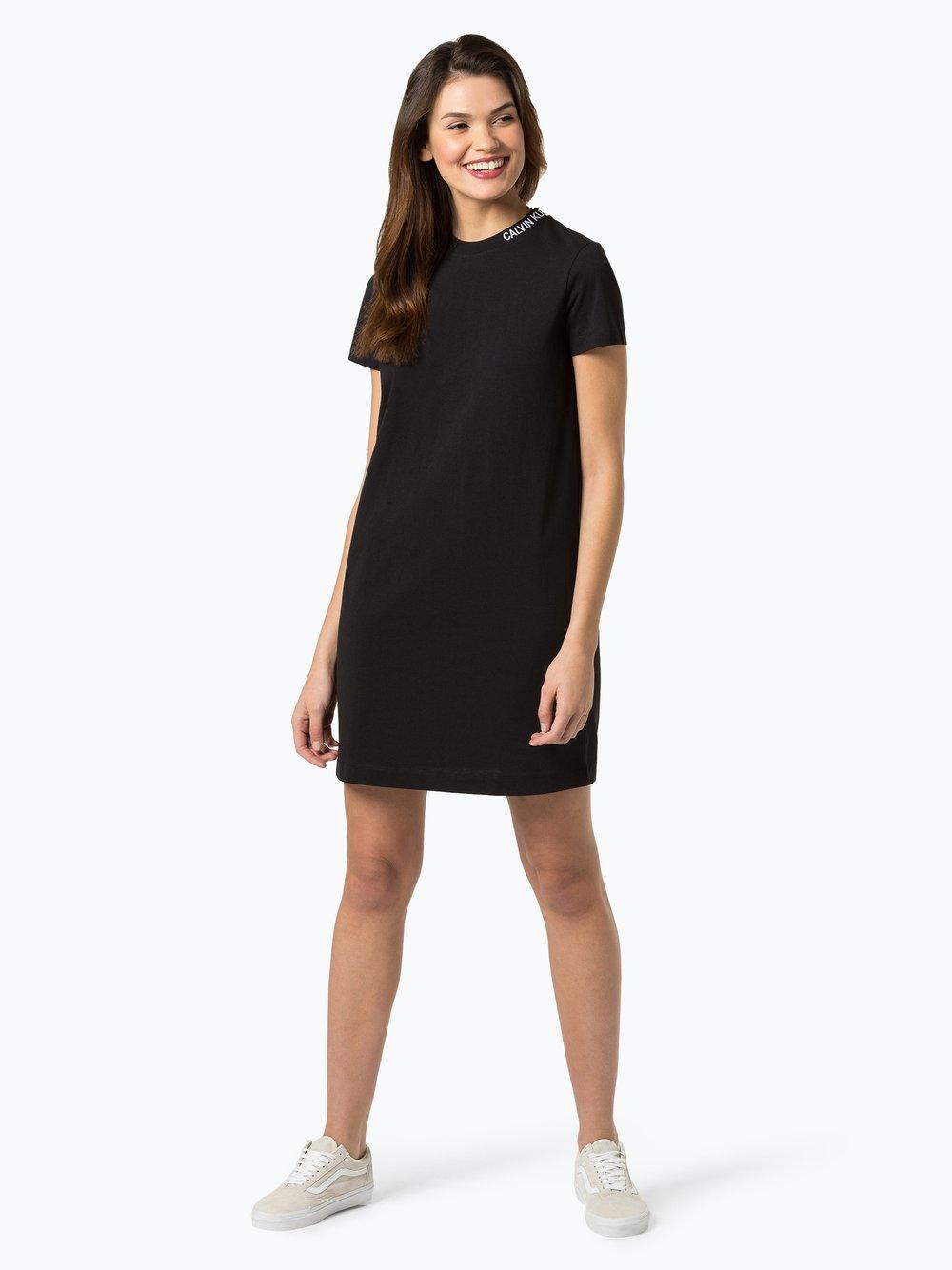 Calvin Klein Jeans Kleid schwarz |