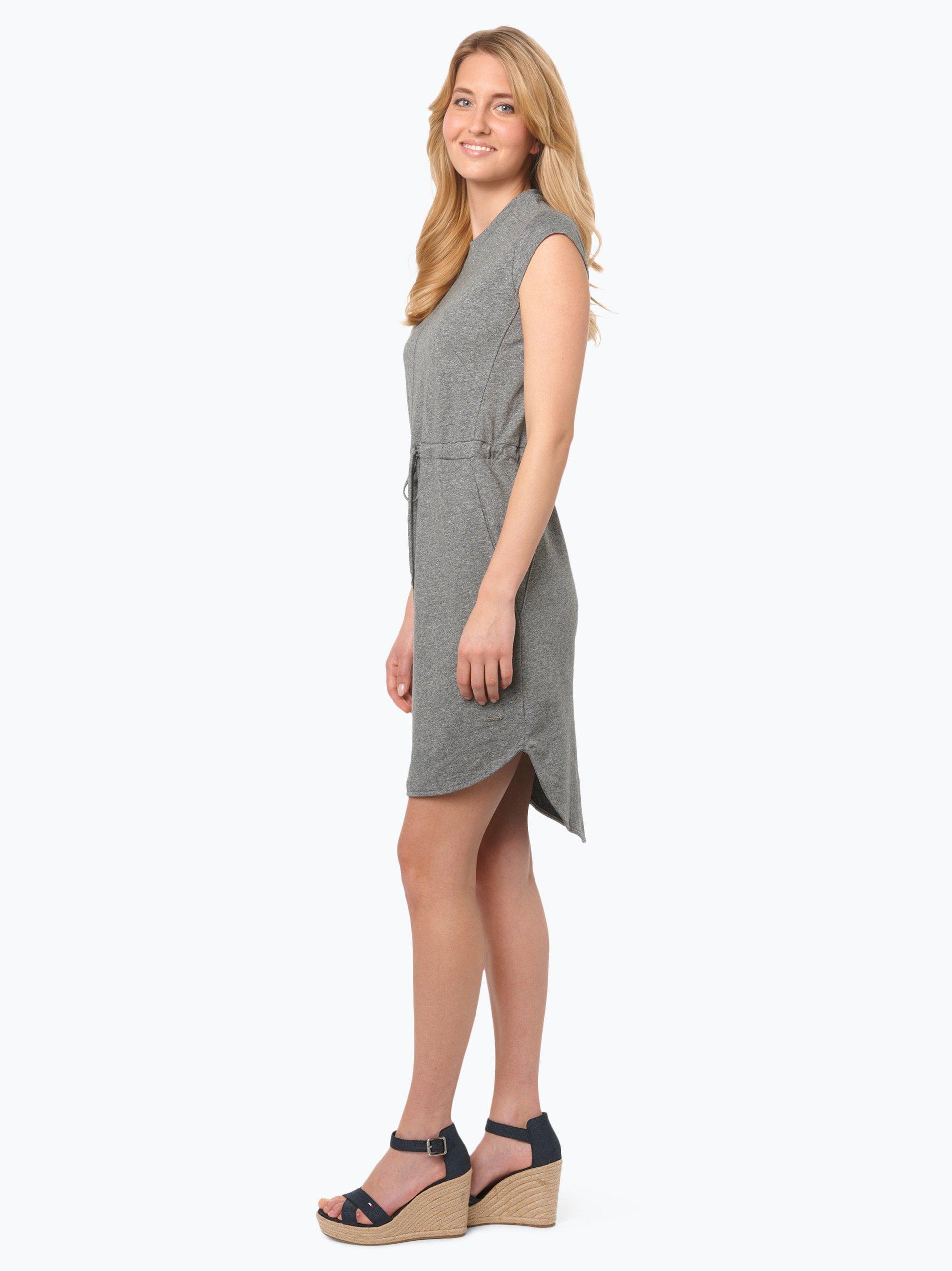 calvin klein jeans damen kleid wei uni online kaufen peek und cloppenburg de. Black Bedroom Furniture Sets. Home Design Ideas