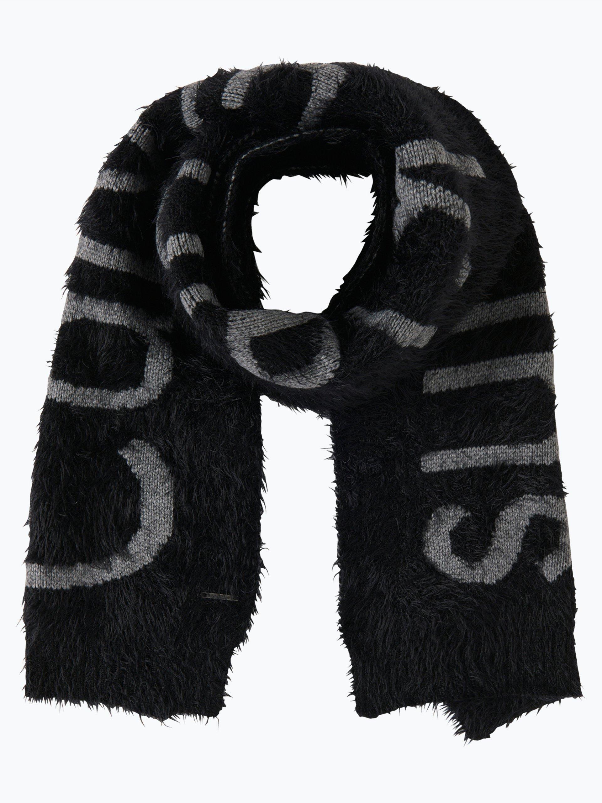 calvin klein jeans damen schal schwarz uni online kaufen. Black Bedroom Furniture Sets. Home Design Ideas