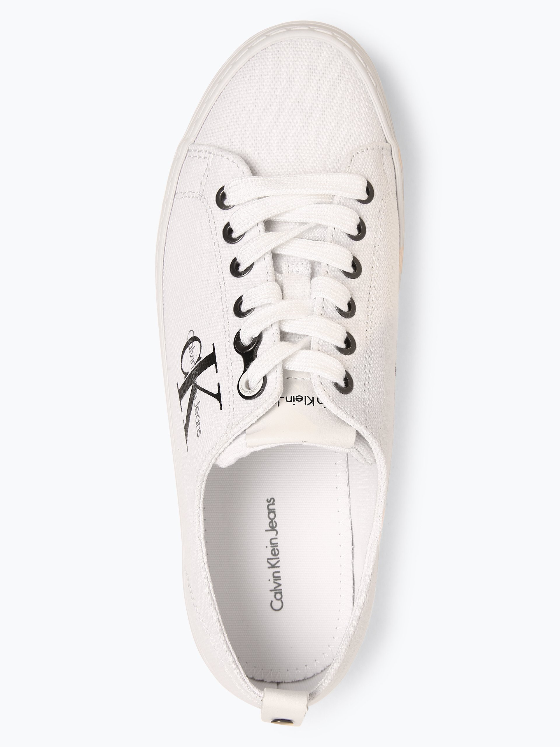 CALVIN KLEIN JEANS SNEAKERS MIDNIGHT NATURAL SALE