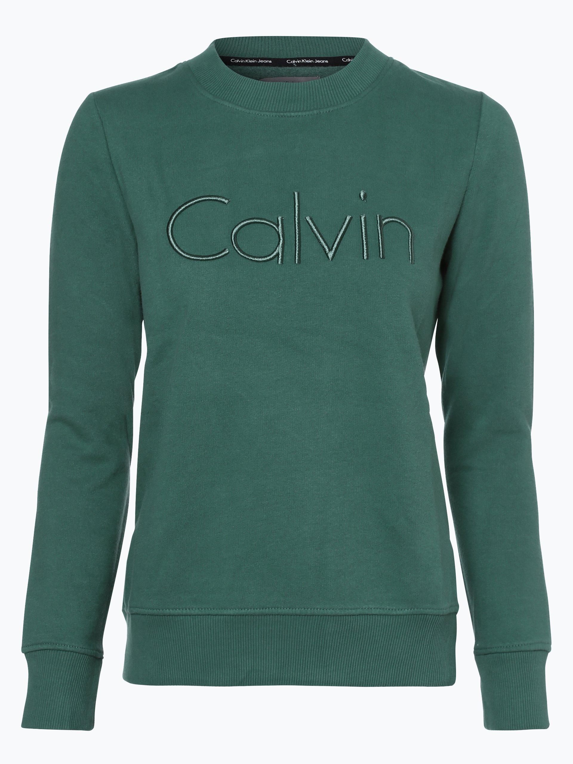 calvin klein jeans damen sweatshirt 2 online kaufen peek und cloppenburg de. Black Bedroom Furniture Sets. Home Design Ideas
