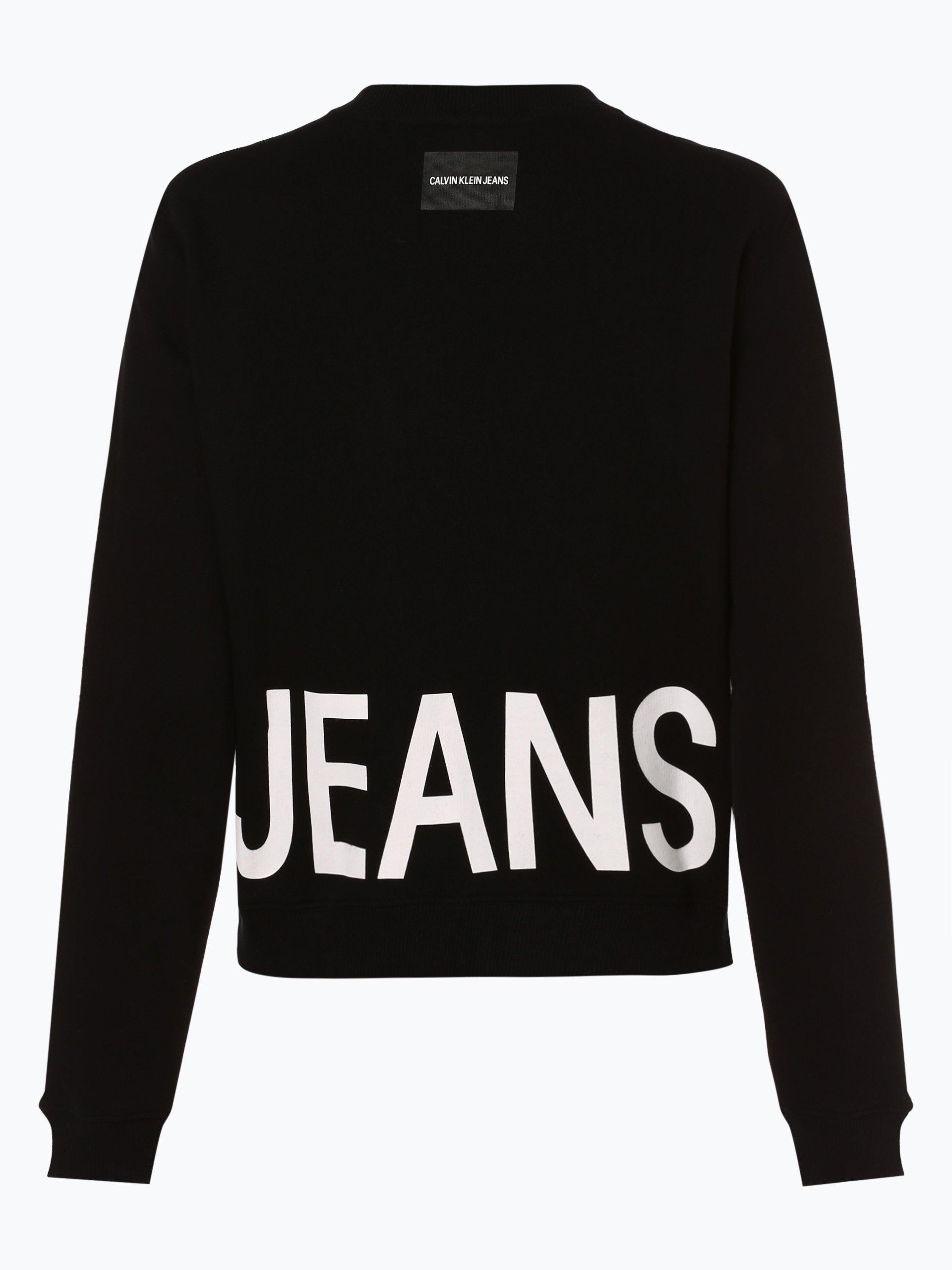 Calvin Klein Jeans Damen Sweatshirt