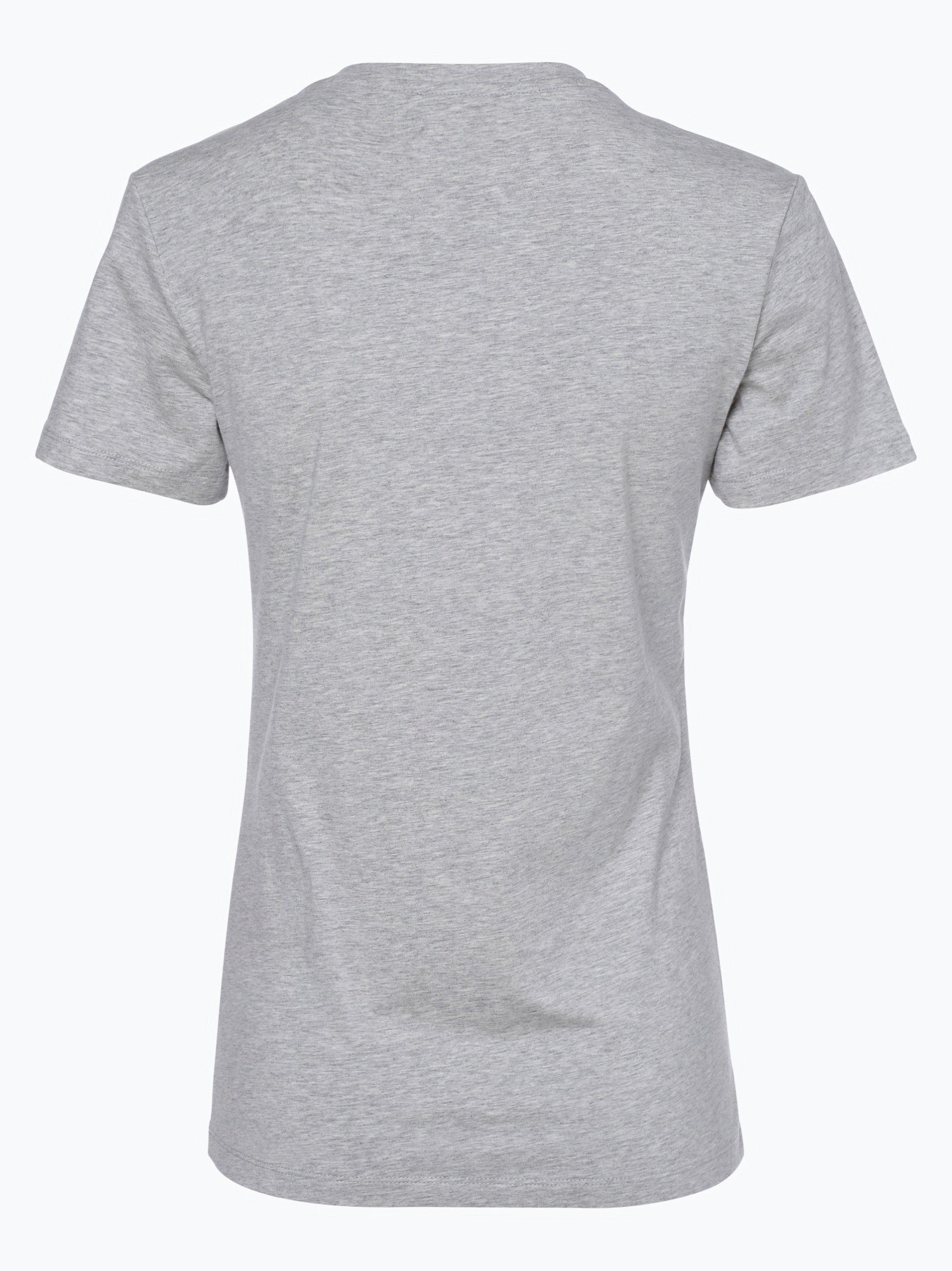 calvin klein jeans damen t shirt grau gemustert online kaufen peek und cloppenburg de. Black Bedroom Furniture Sets. Home Design Ideas