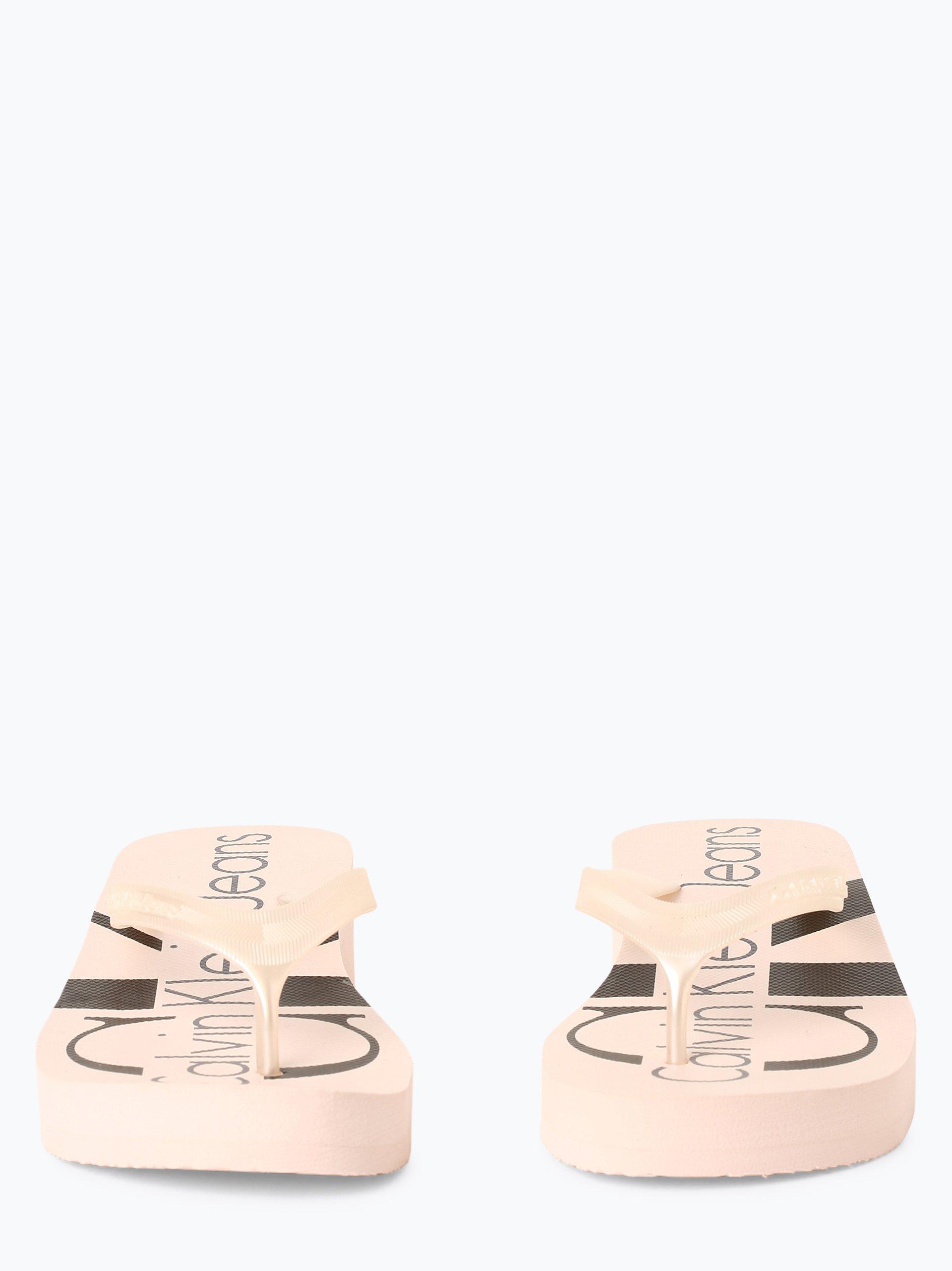 Calvin Klein Jeans Damen Zehentrenner