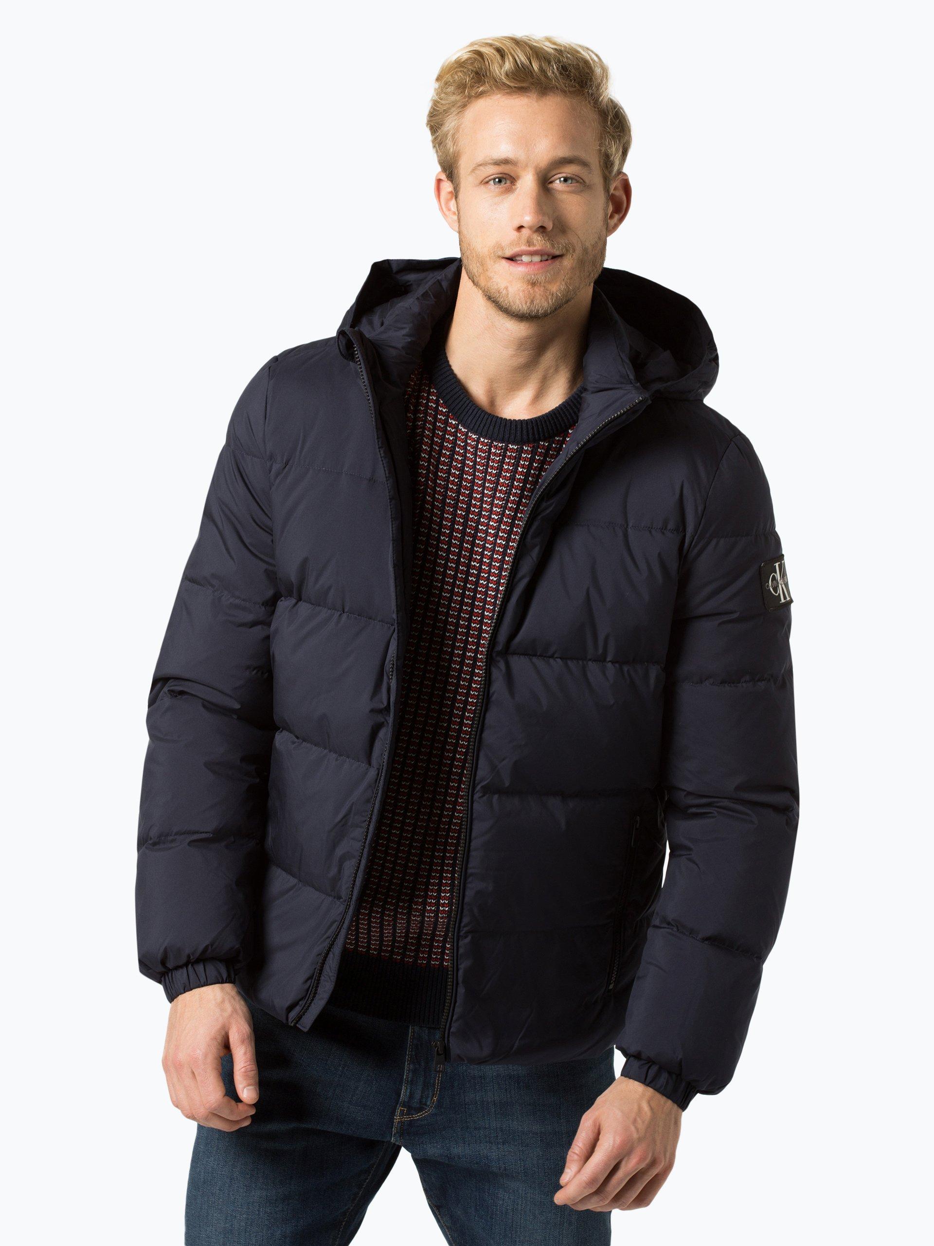 Calvin Klein Jeans Herren Daunenjacke