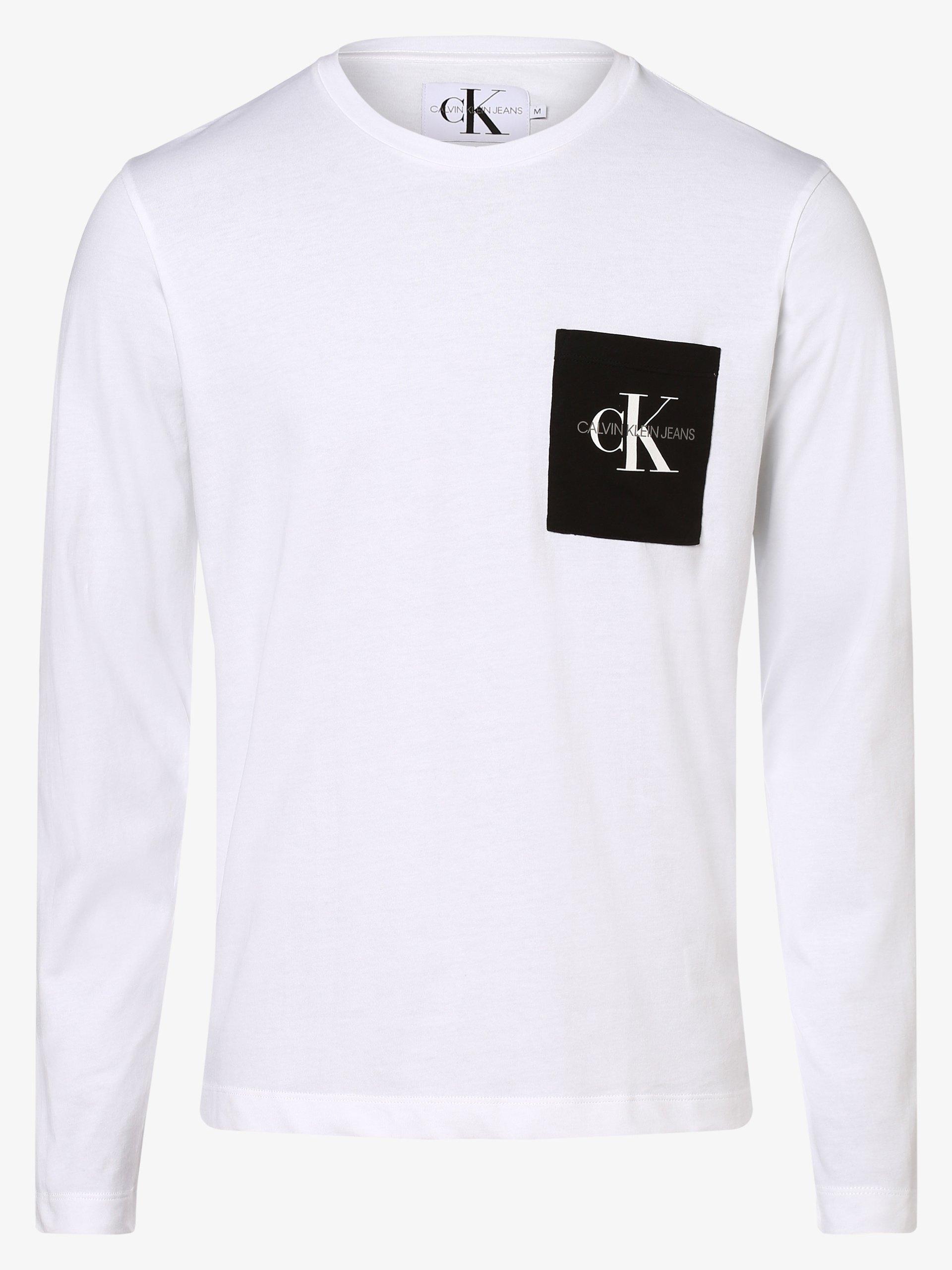 Calvin Klein Jeans Herren Langarmshirt