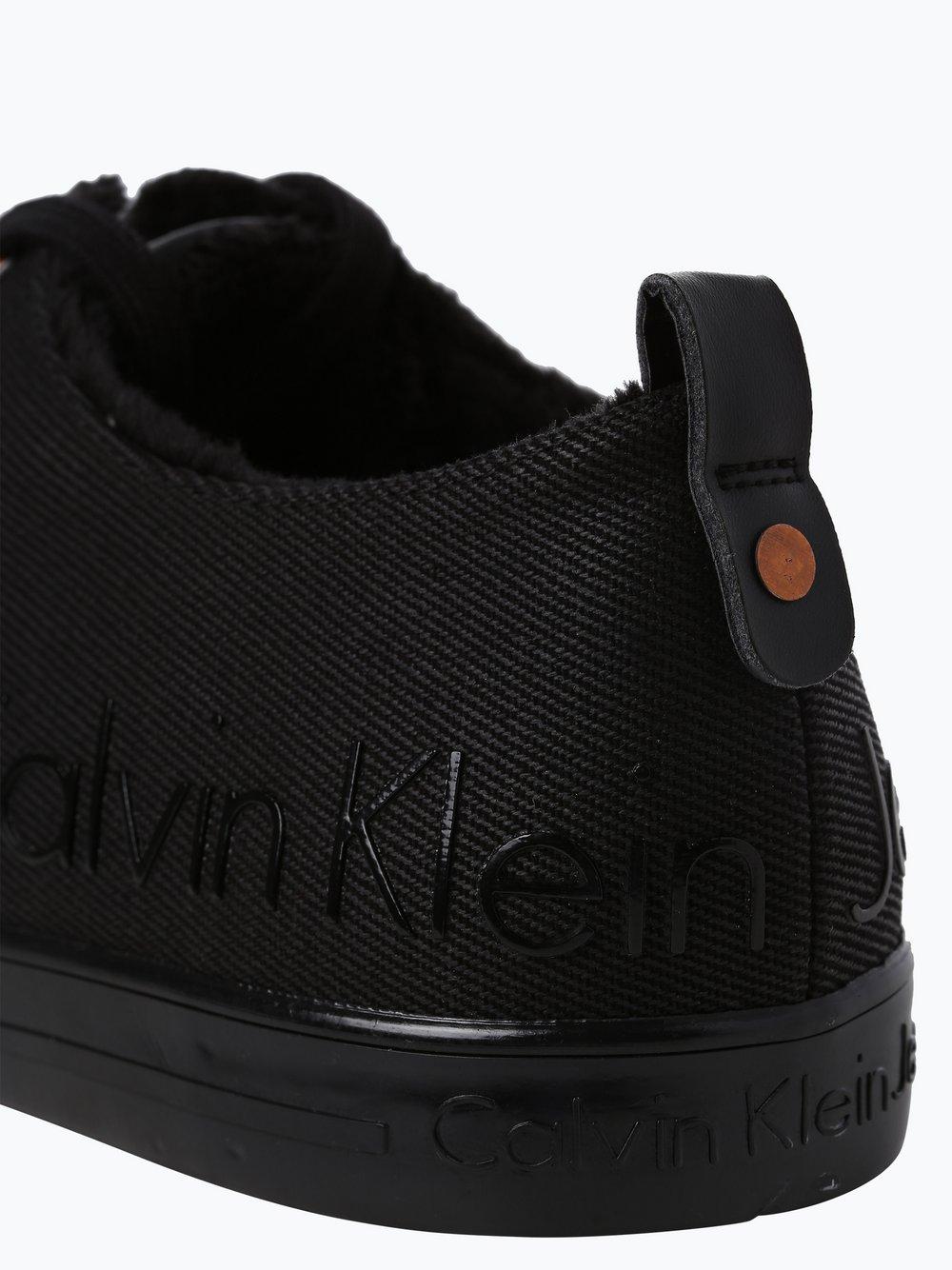 Calvin Klein UNI Sneaker high Damen black Sneaker high