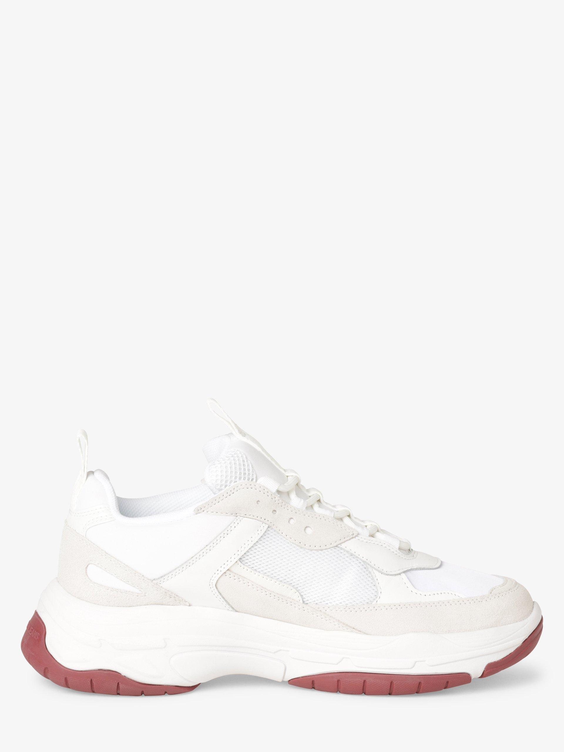 Calvin Klein Jeans Herren Sneaker mit Leder-Anteil - Marvin