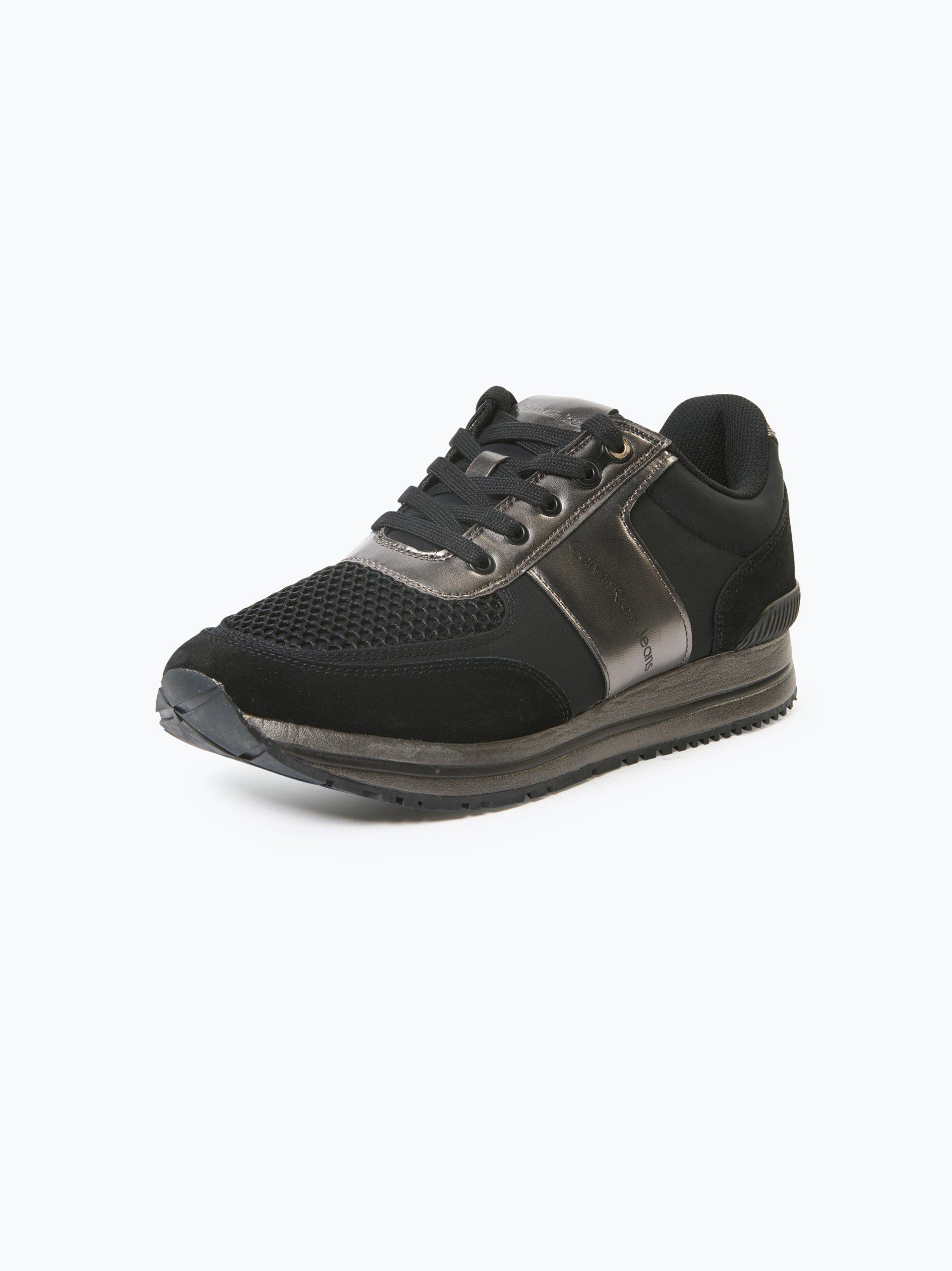 calvin klein jeans herren sneaker mit leder anteil online. Black Bedroom Furniture Sets. Home Design Ideas